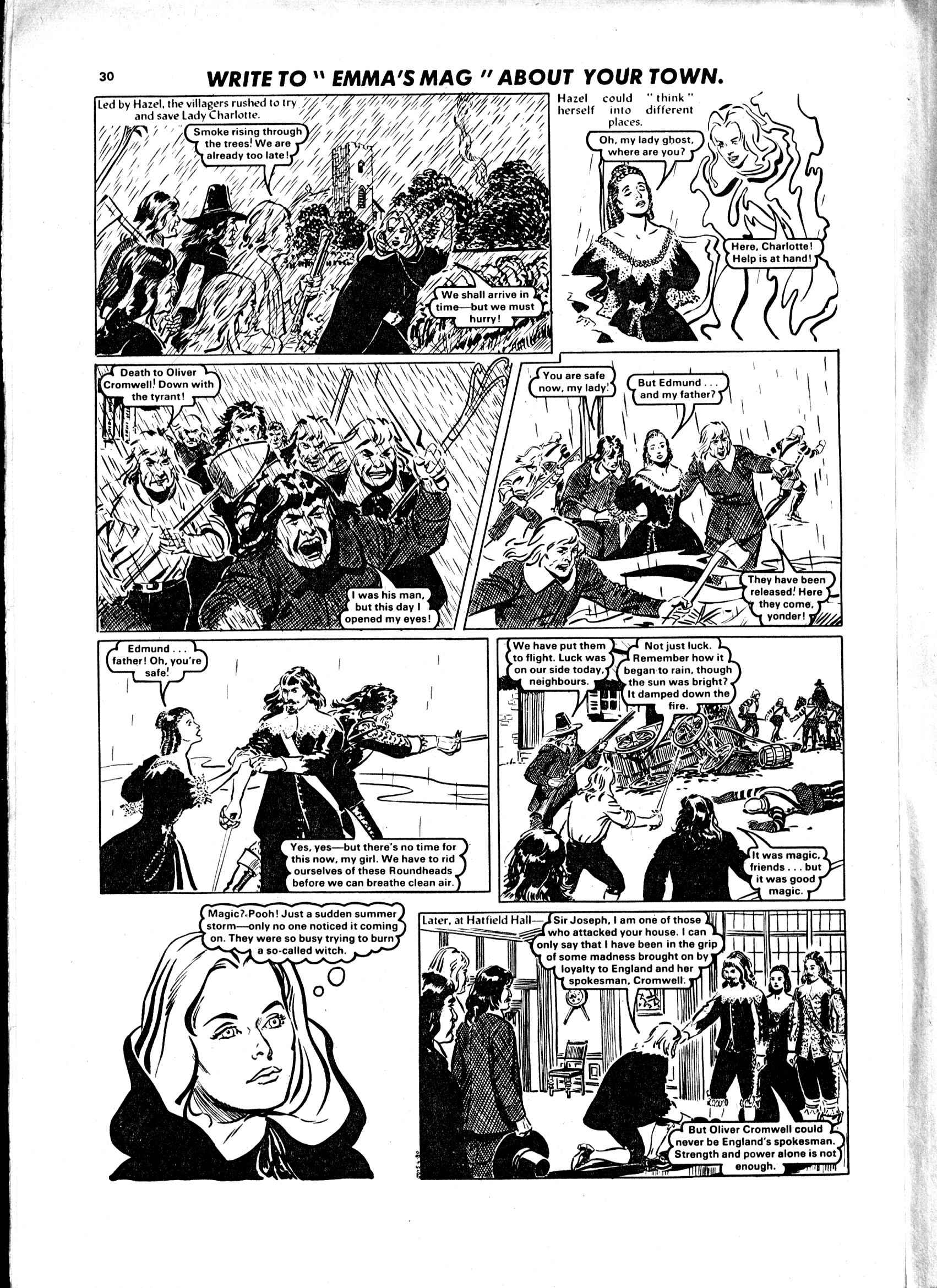 Read online Judy comic -  Issue #56 - 30