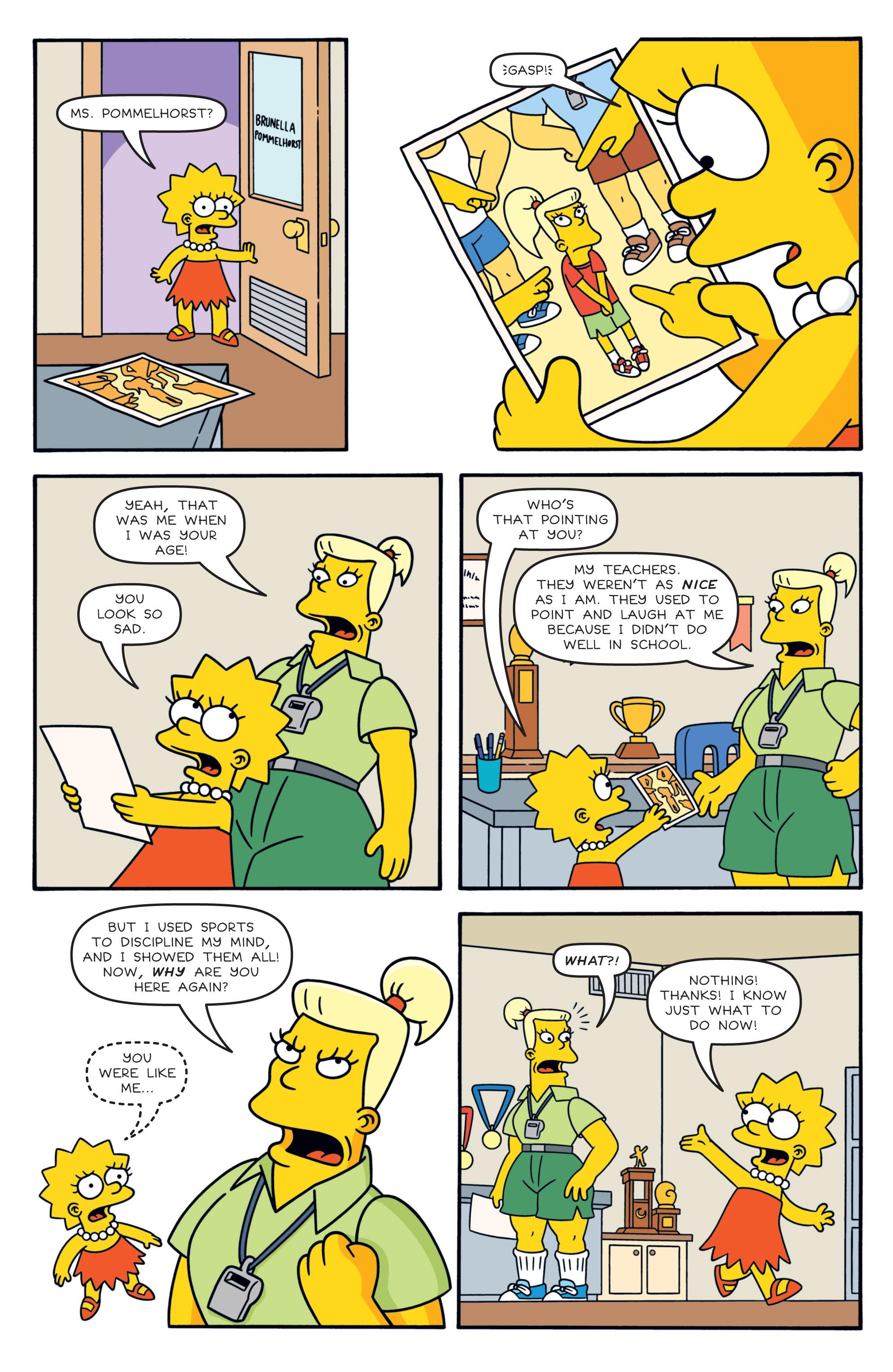 Read online Simpsons Comics comic -  Issue #194 - 9