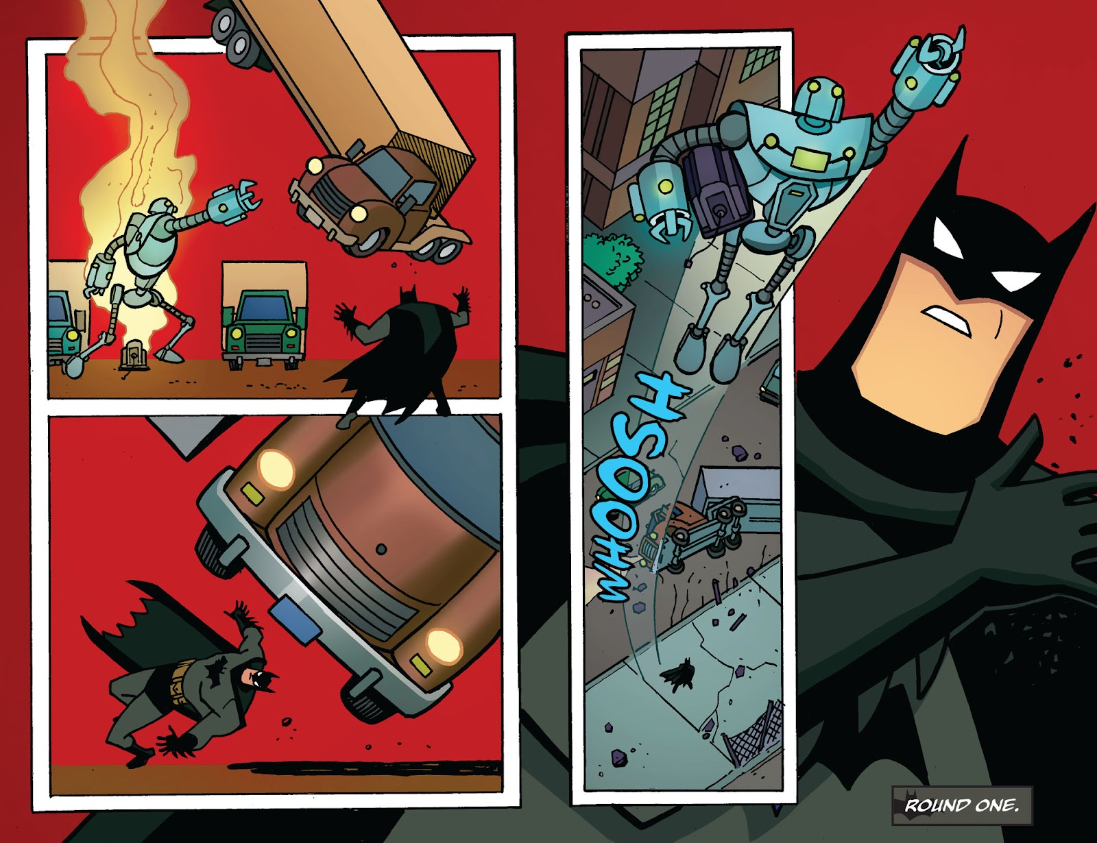 Batman: The Adventures Continue issue 1 - Page 14