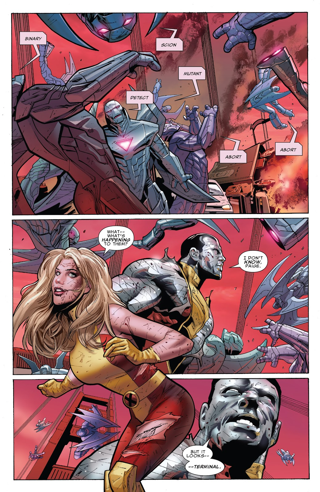 Read online X-Men: Second Coming comic -  Issue # _TPB (Part 3) - 88