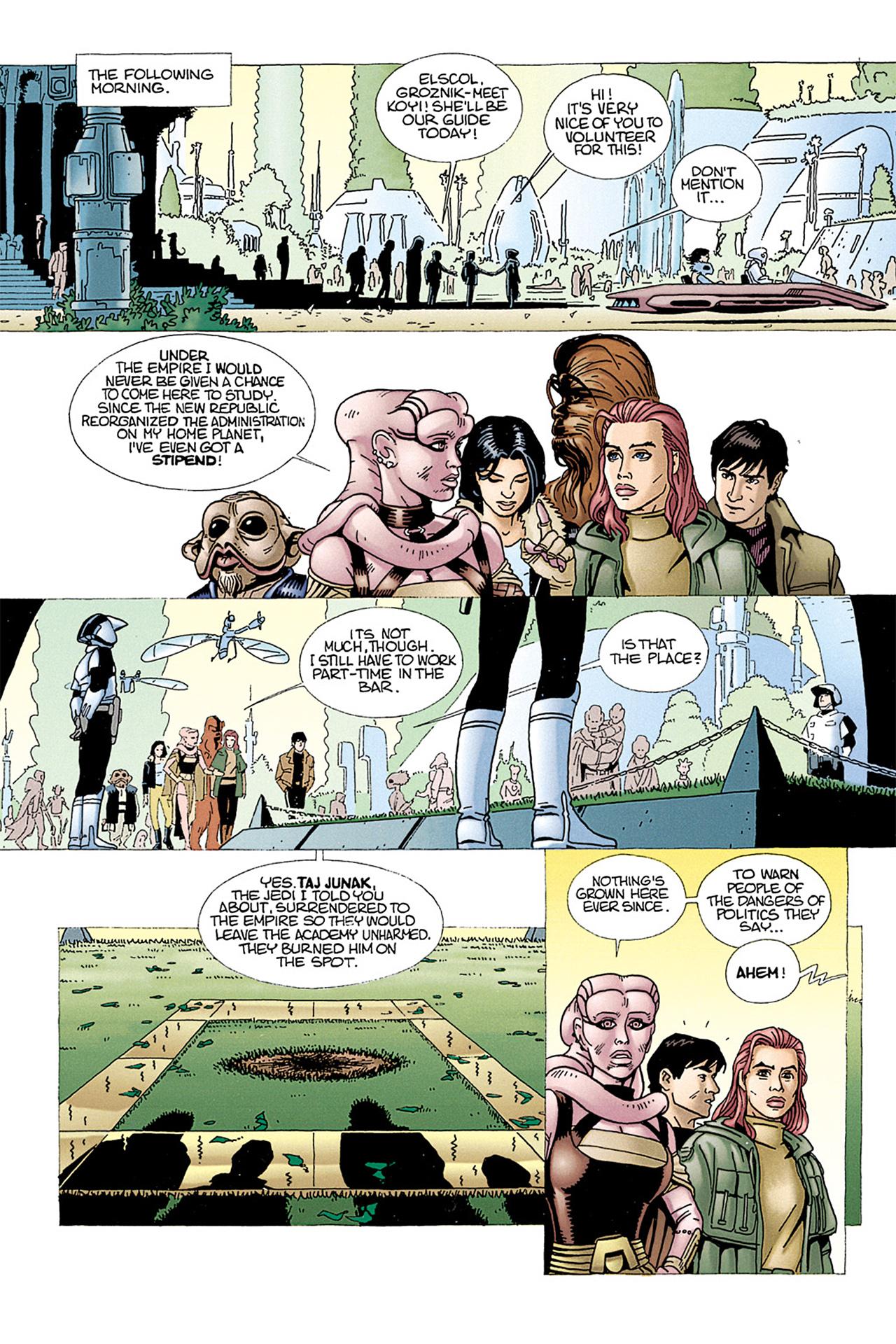 Read online Star Wars Omnibus comic -  Issue # Vol. 1 - 201
