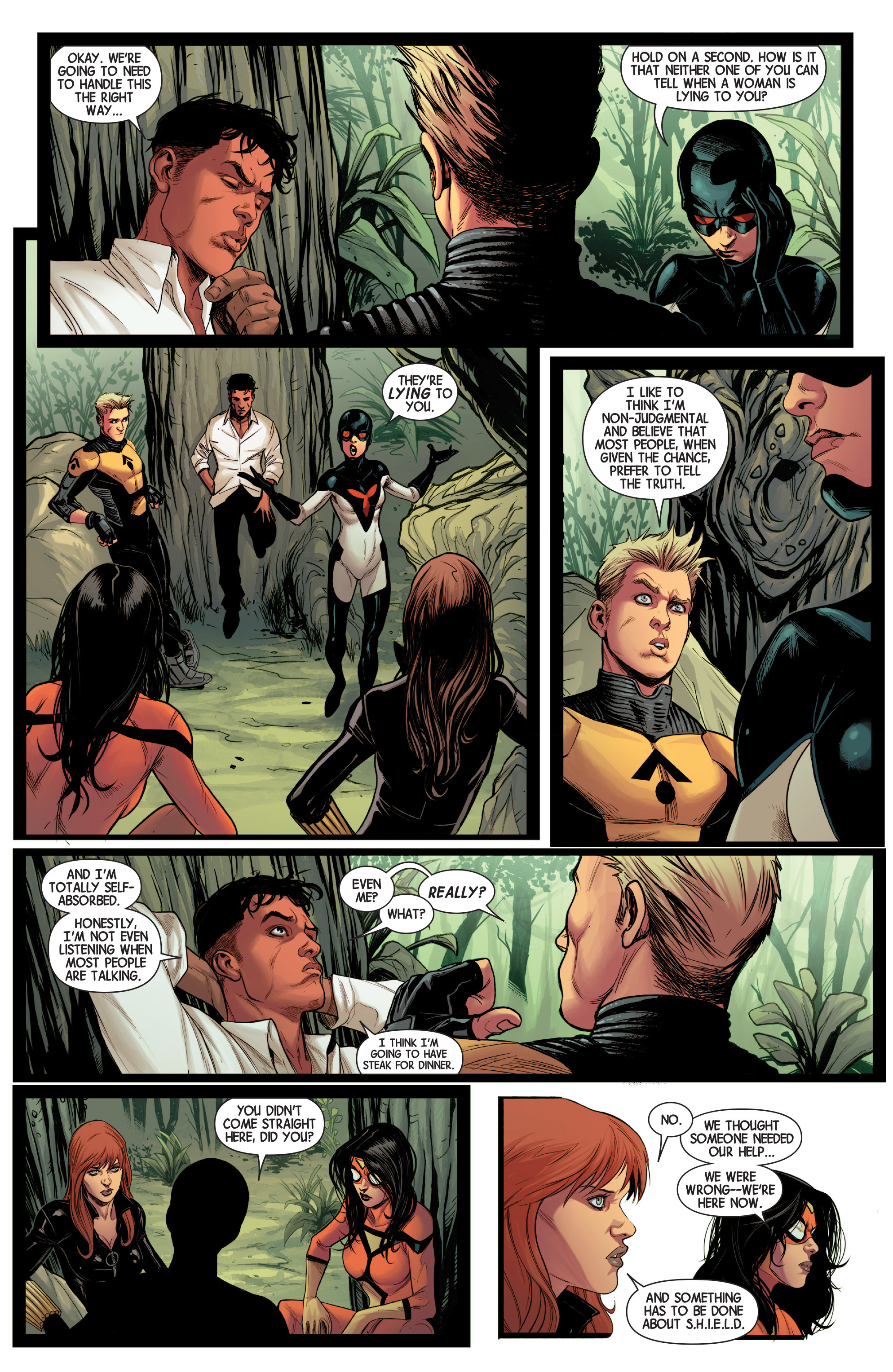 Read online Avengers (2013) comic -  Issue #38 - 18