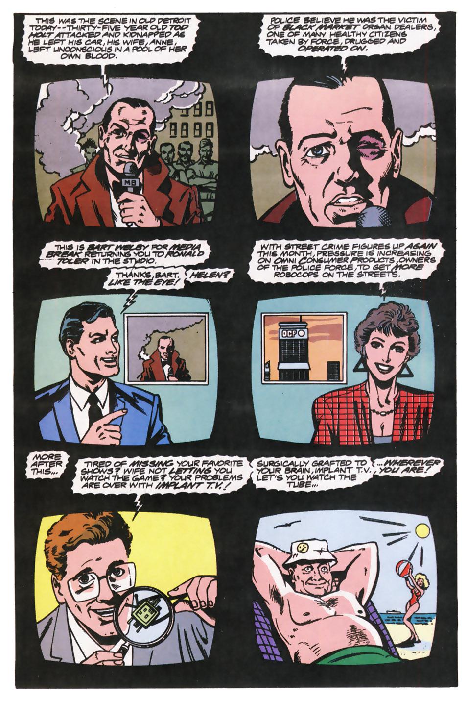 Read online Robocop (1990) comic -  Issue #12 - 7