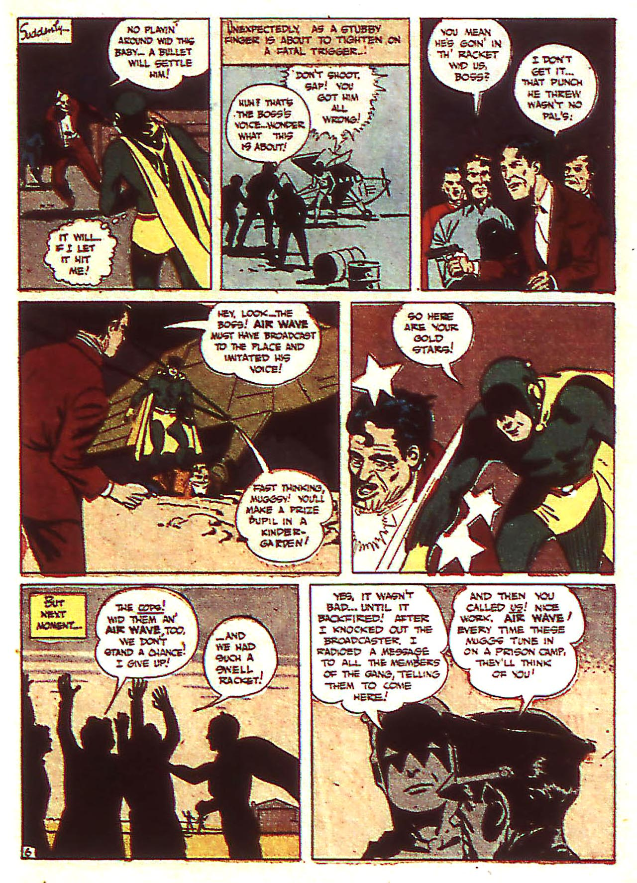 Detective Comics (1937) 84 Page 22