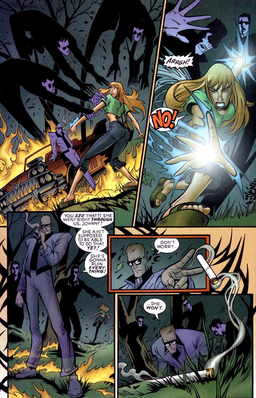 Read online Jezebelle comic -  Issue #1 - 16