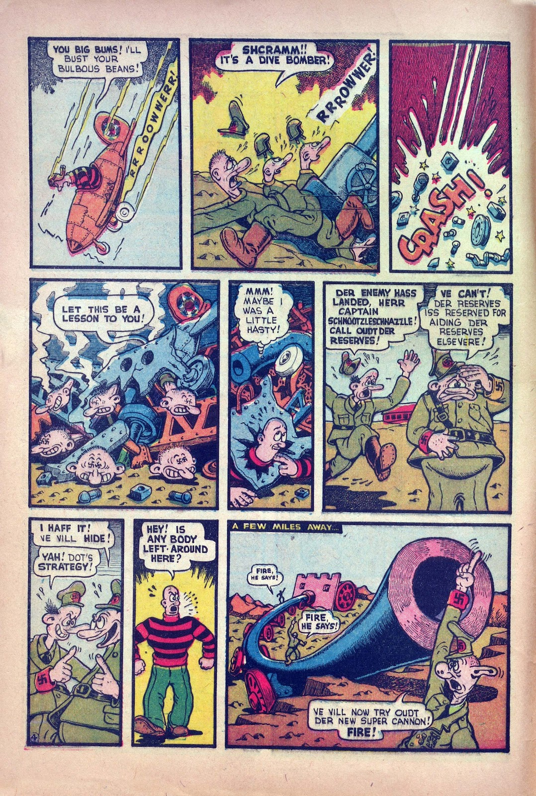 Read online Joker Comics comic -  Issue #14 - 6