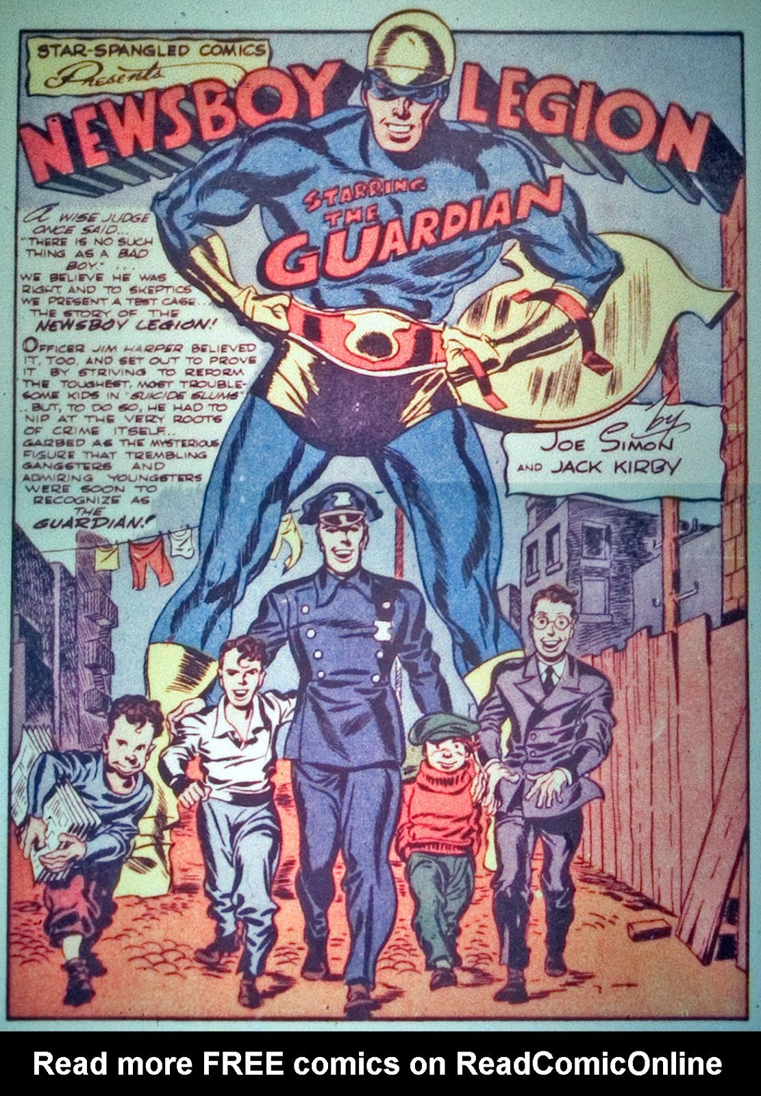Star Spangled Comics (1941) issue 7 - Page 3