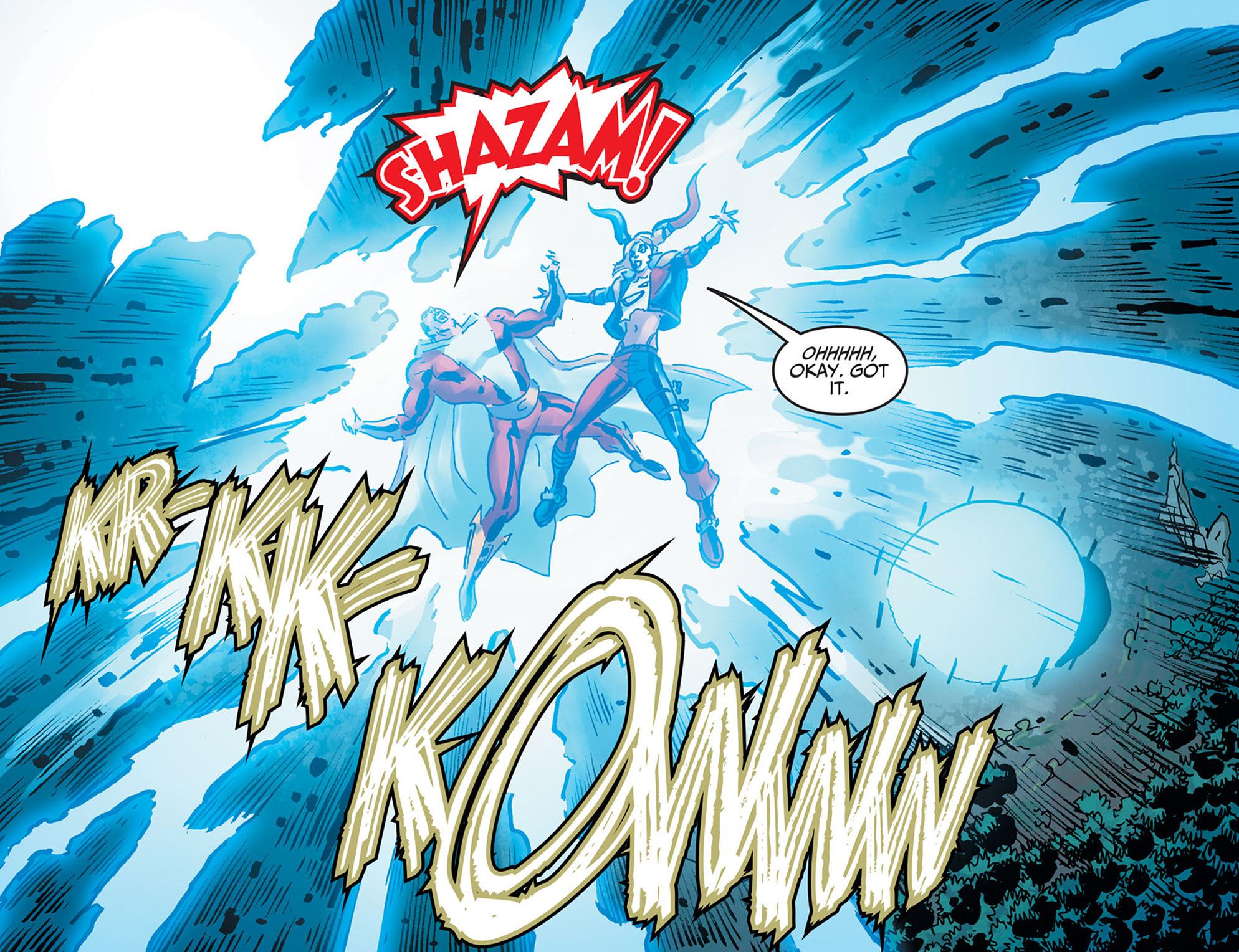 Read online Injustice: Ground Zero comic -  Issue #9 - 20