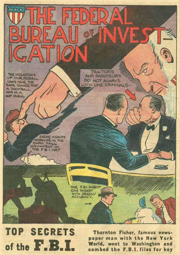 Read online Shadow Comics comic -  Issue #79 - 36
