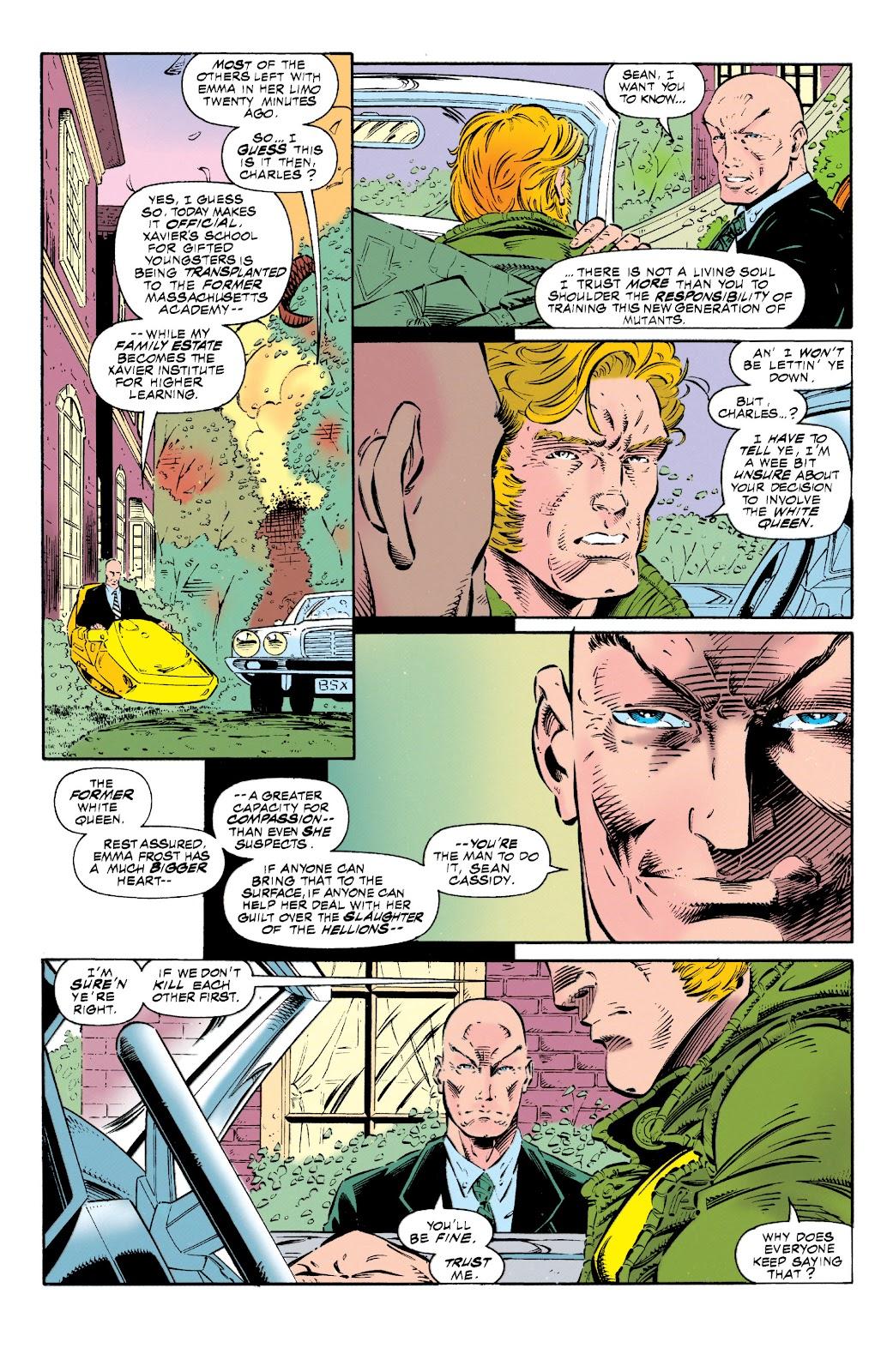 Uncanny X-Men (1963) issue 318 - Page 22