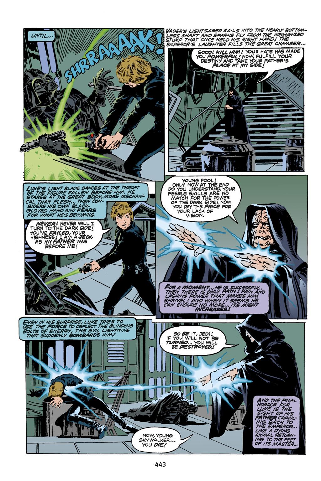 Read online Star Wars Omnibus comic -  Issue # Vol. 18.5 - 160