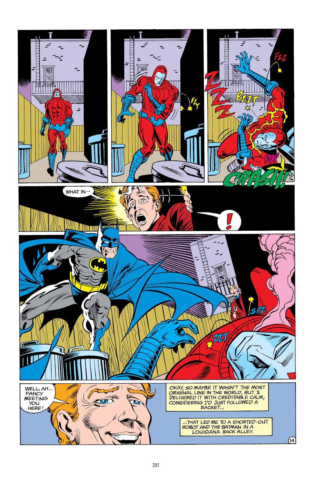 Read online Detective Comics (1937) comic -  Issue # _TPB Batman - The Dark Knight Detective 1 (Part 3) - 91
