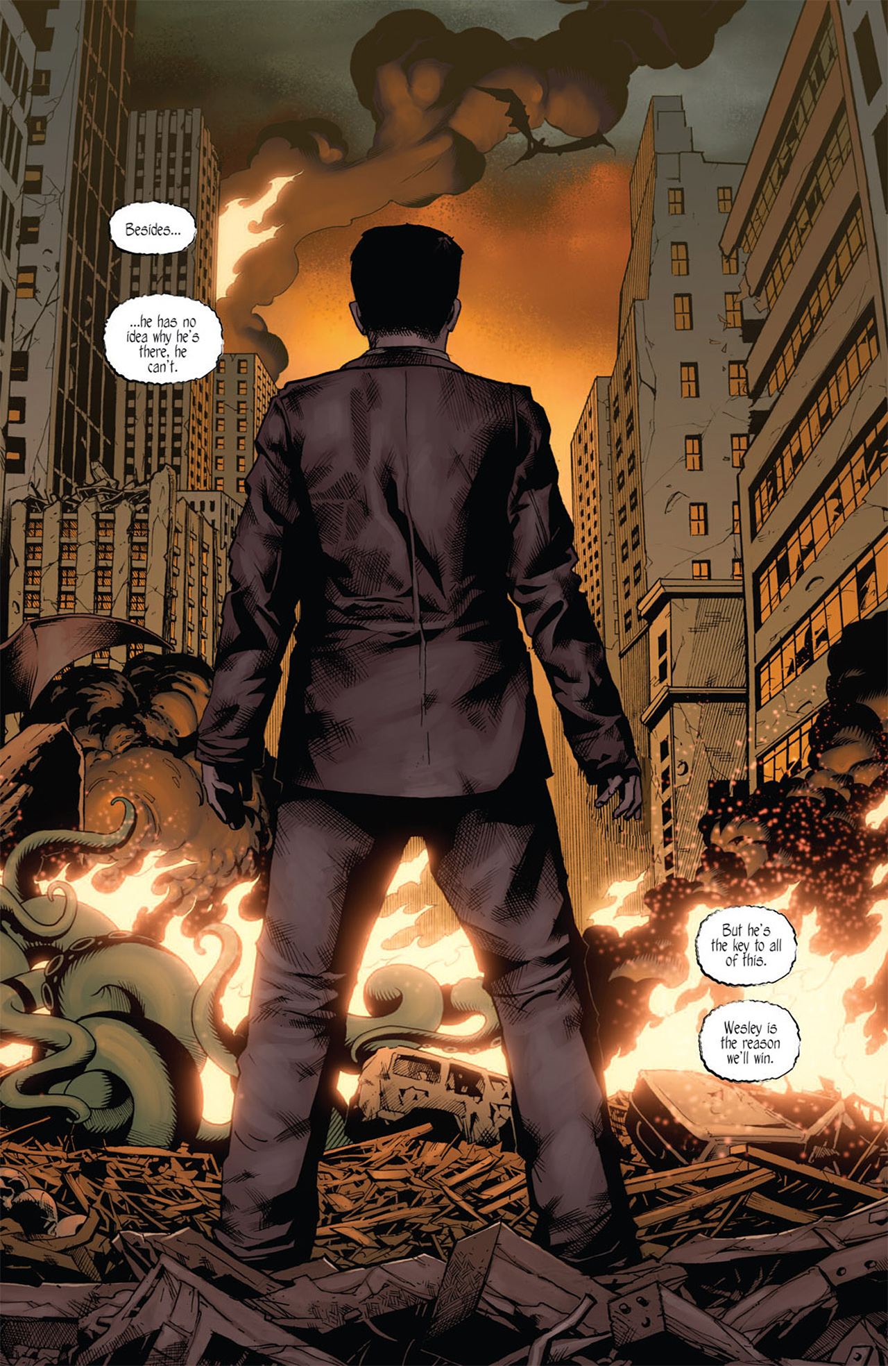 Read online Angel: After The Fall comic -  Issue #7 - 15