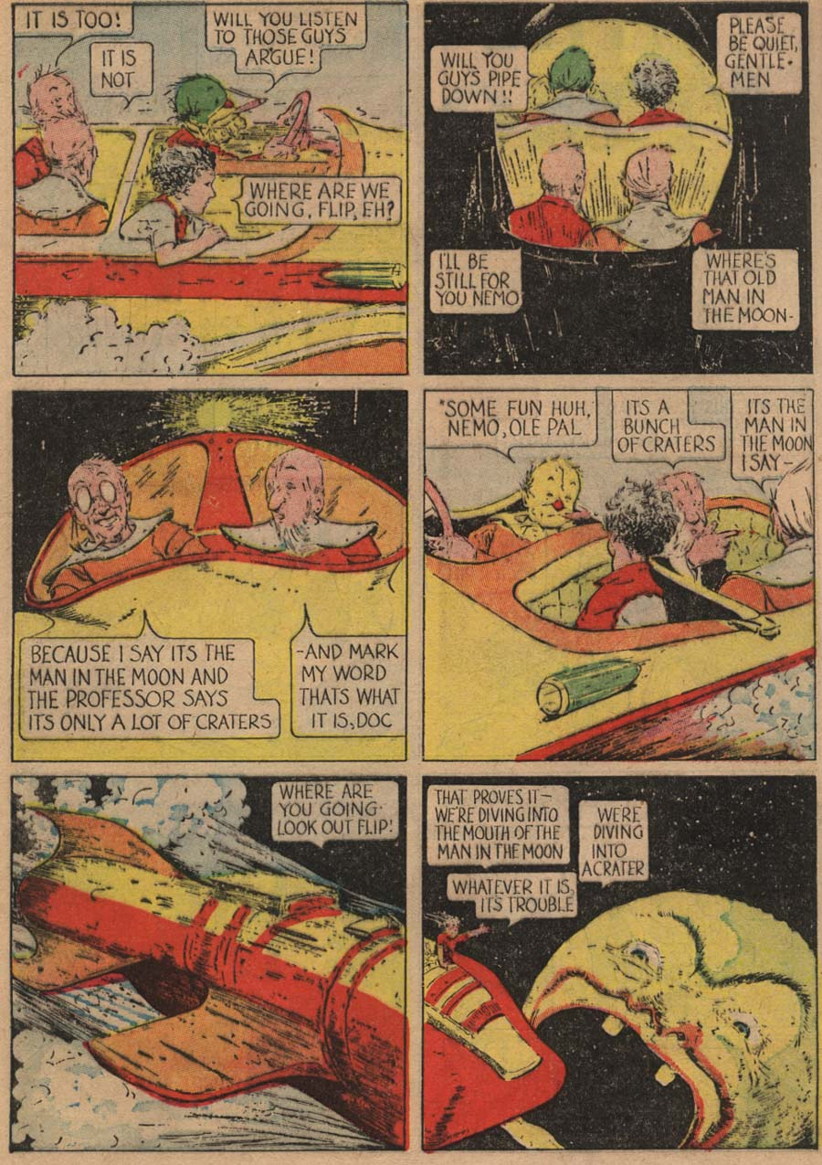 Blue Ribbon Comics (1939) issue 1 - Page 56