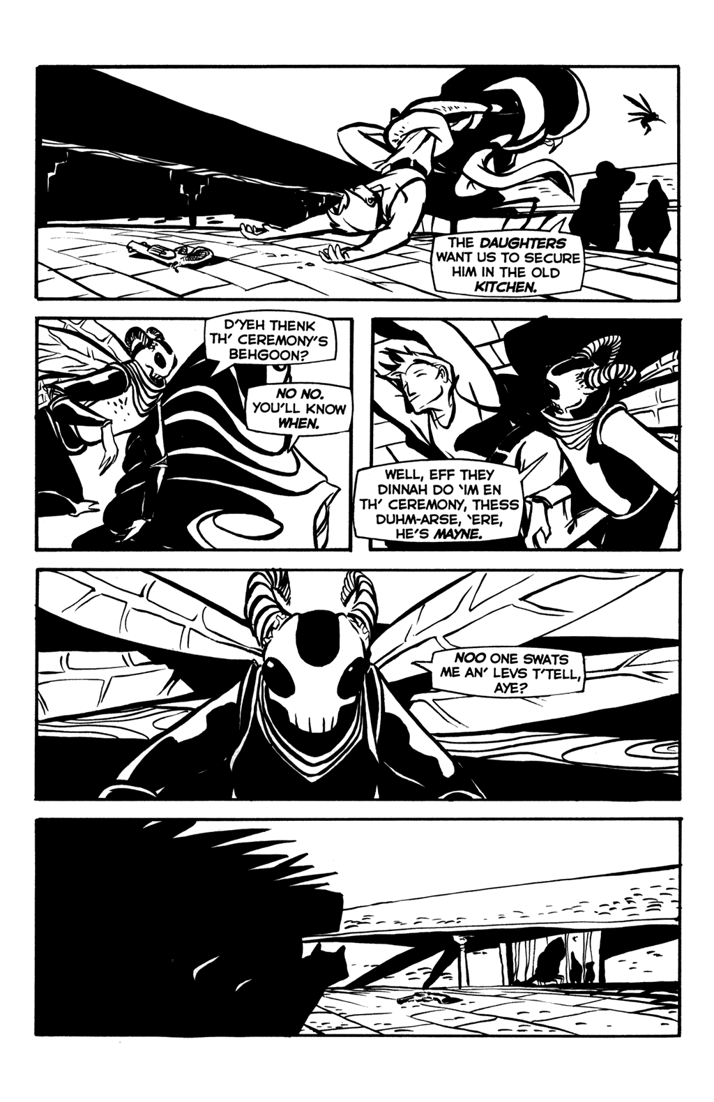 Soulwind #7 #7 - English 9