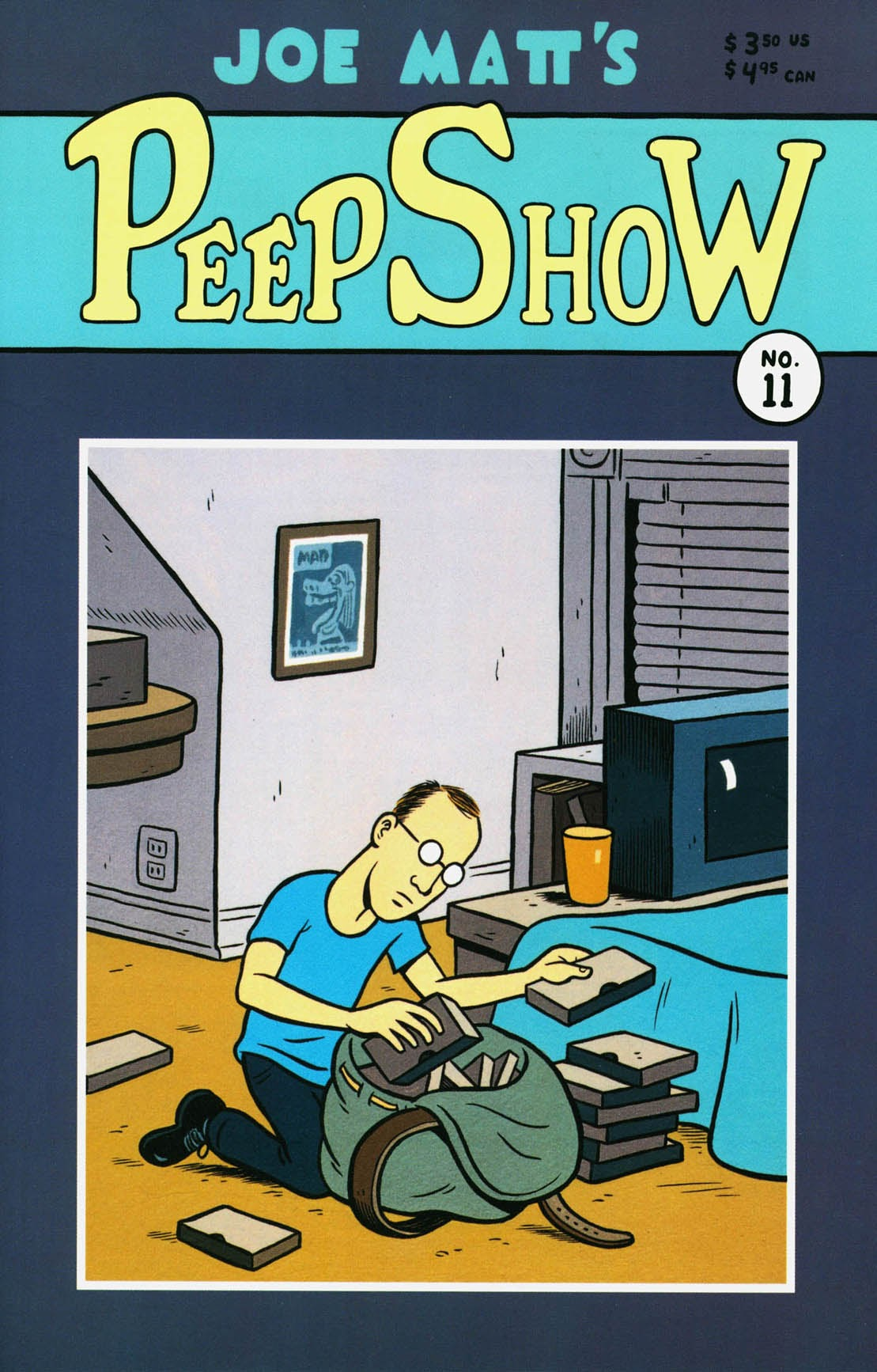 Peepshow issue 11 - Page 1