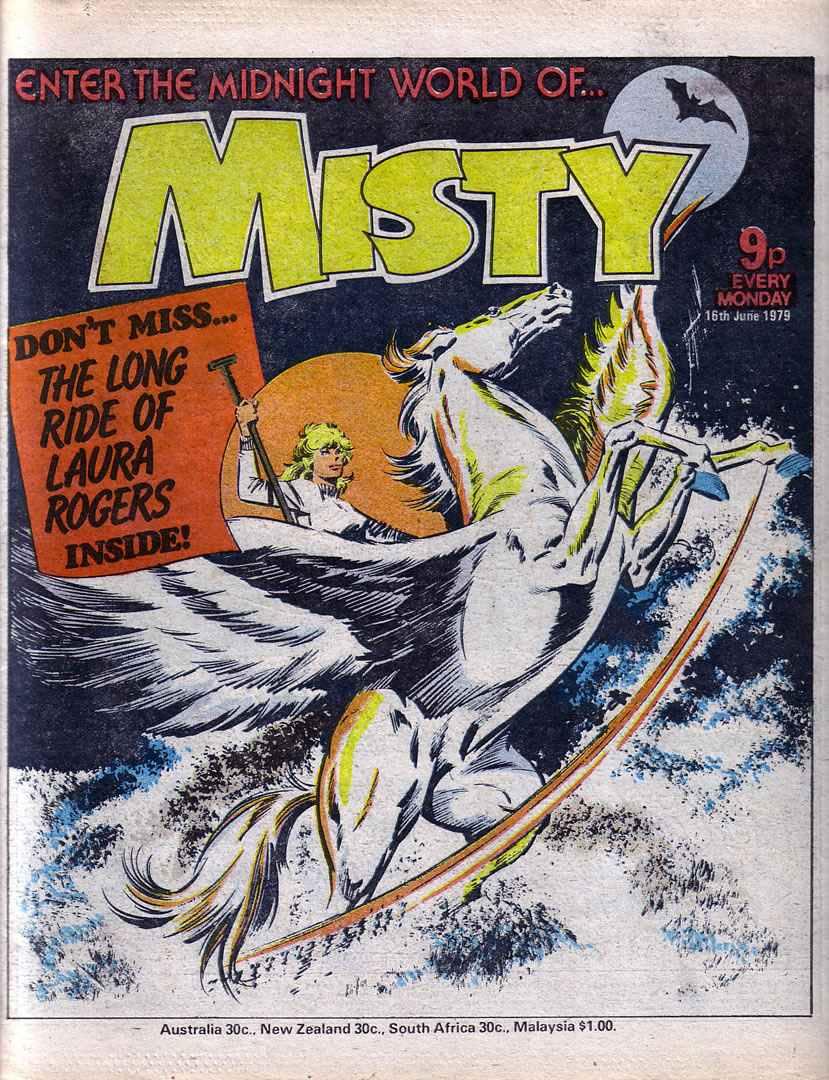 Misty 71 Page 1