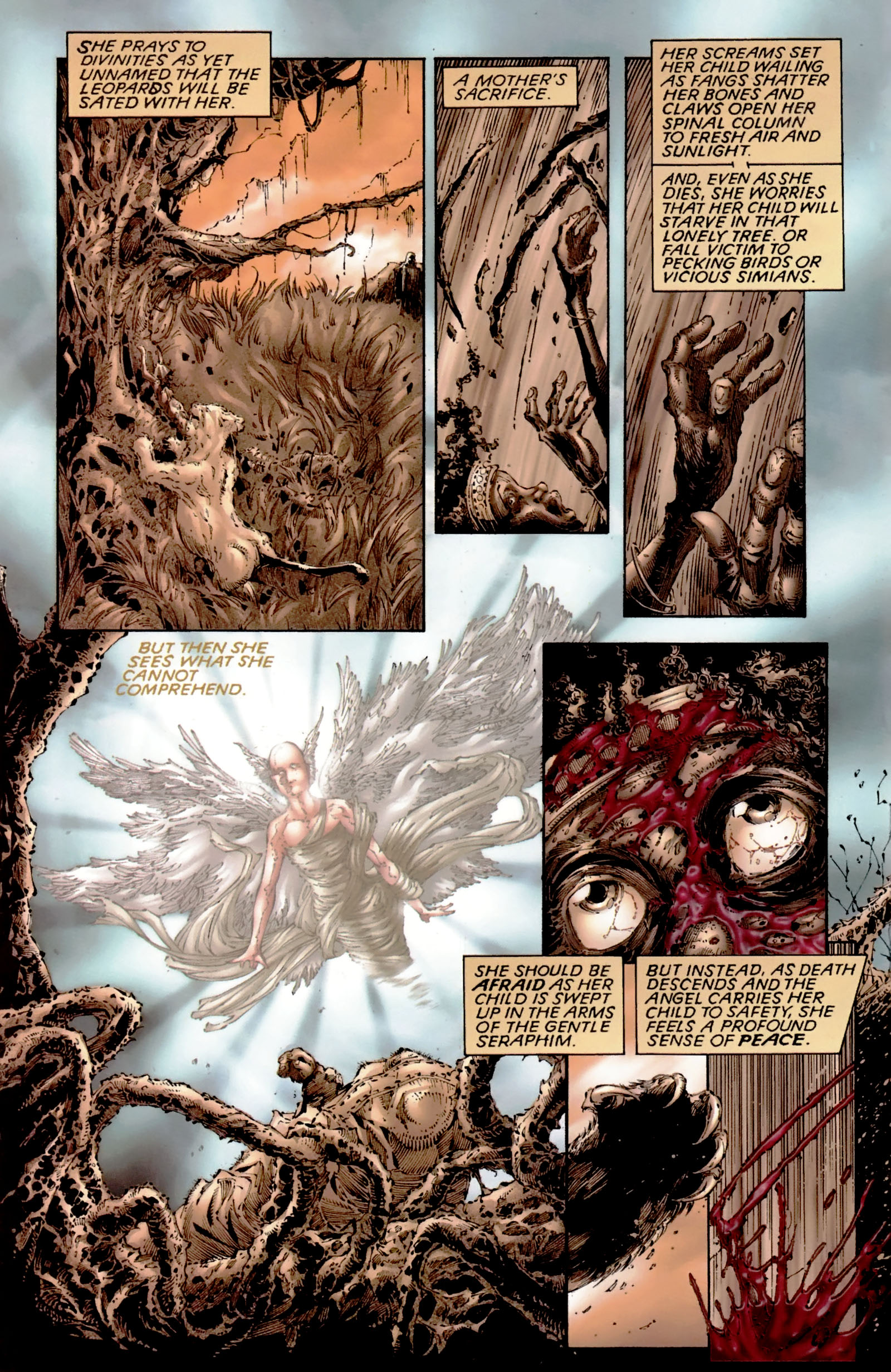 Curse of the Spawn 9 Page 8