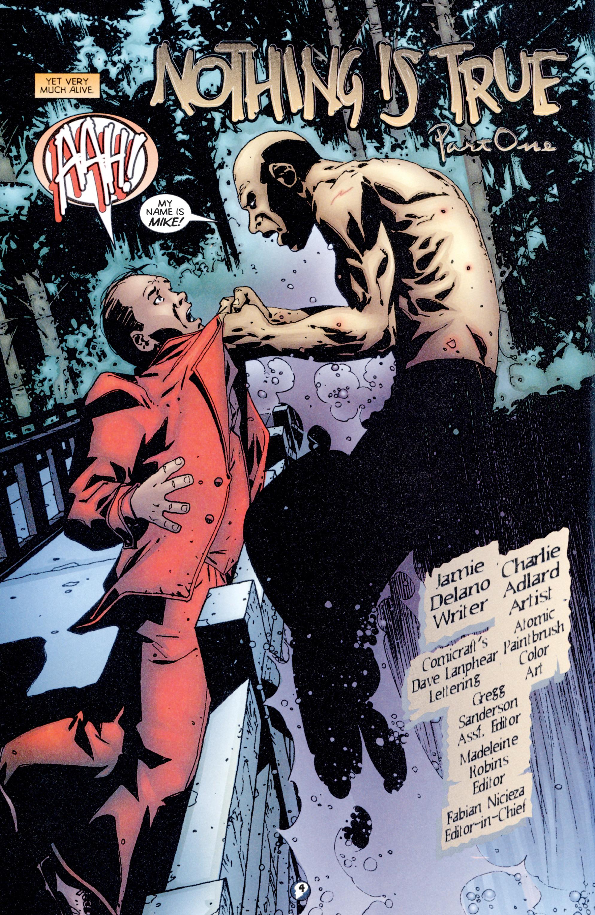 Read online Shadowman (1997) comic -  Issue #5 - 5