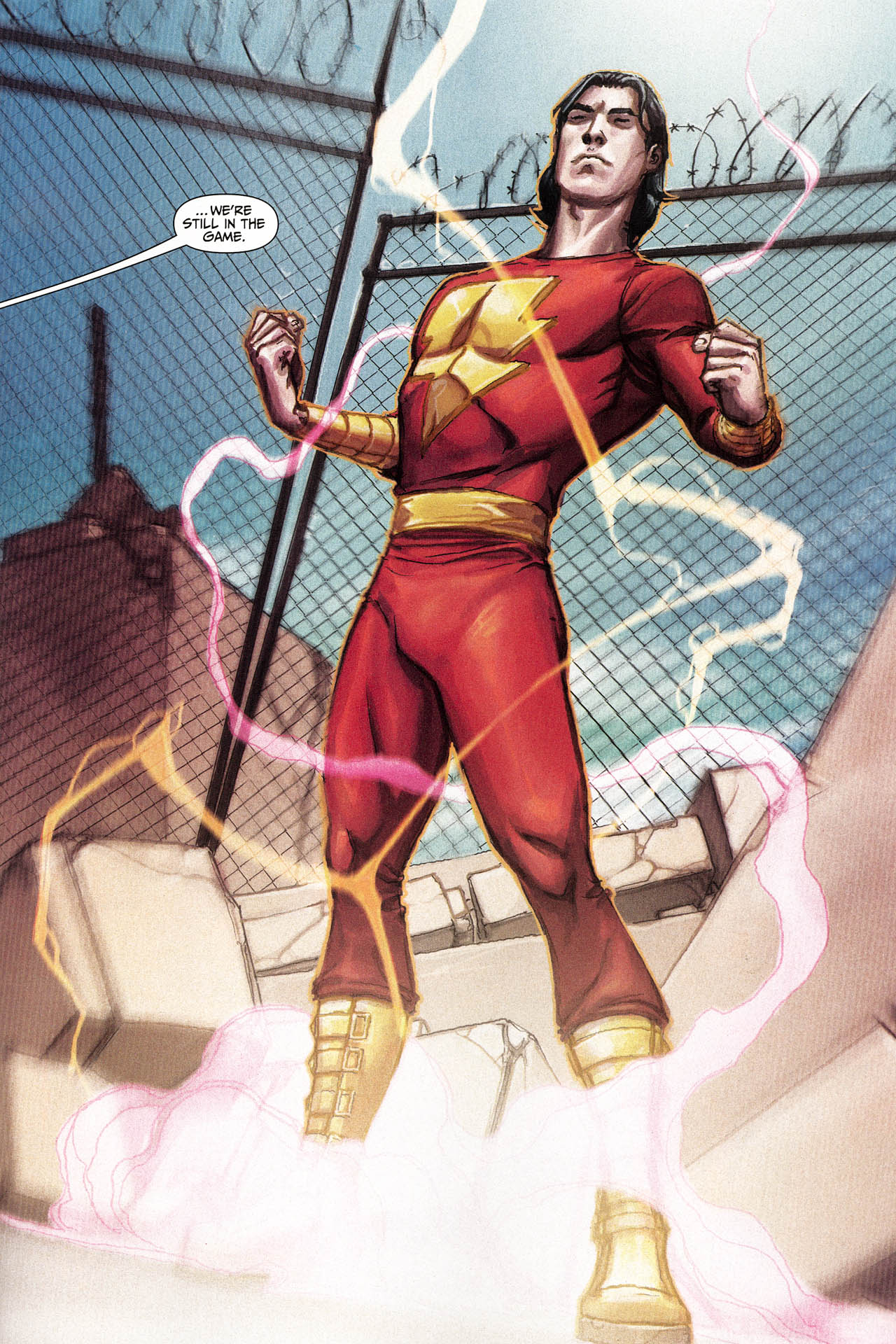 Read online Trials of Shazam comic -  Issue #6 - 21