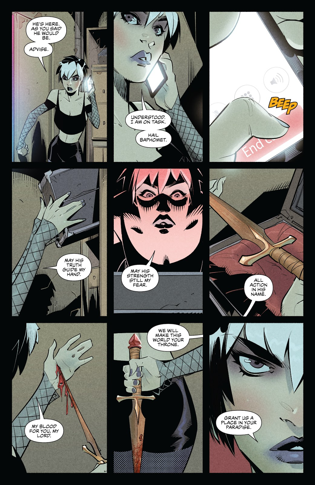 Read online Angel (2019) comic -  Issue #6 - 16