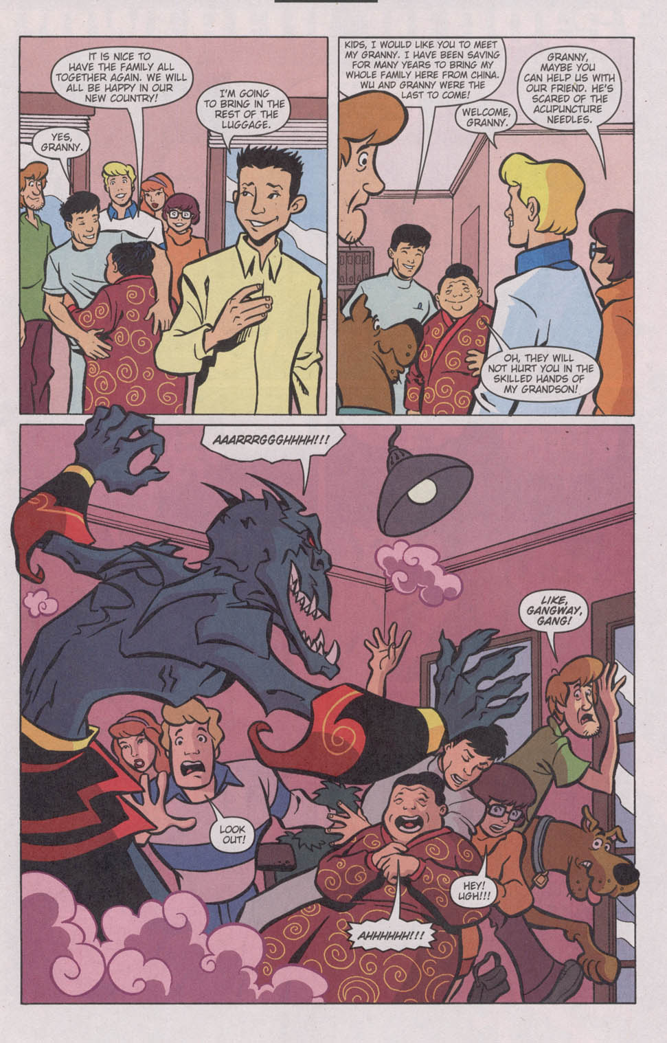 Read online Scooby-Doo (1997) comic -  Issue #81 - 28