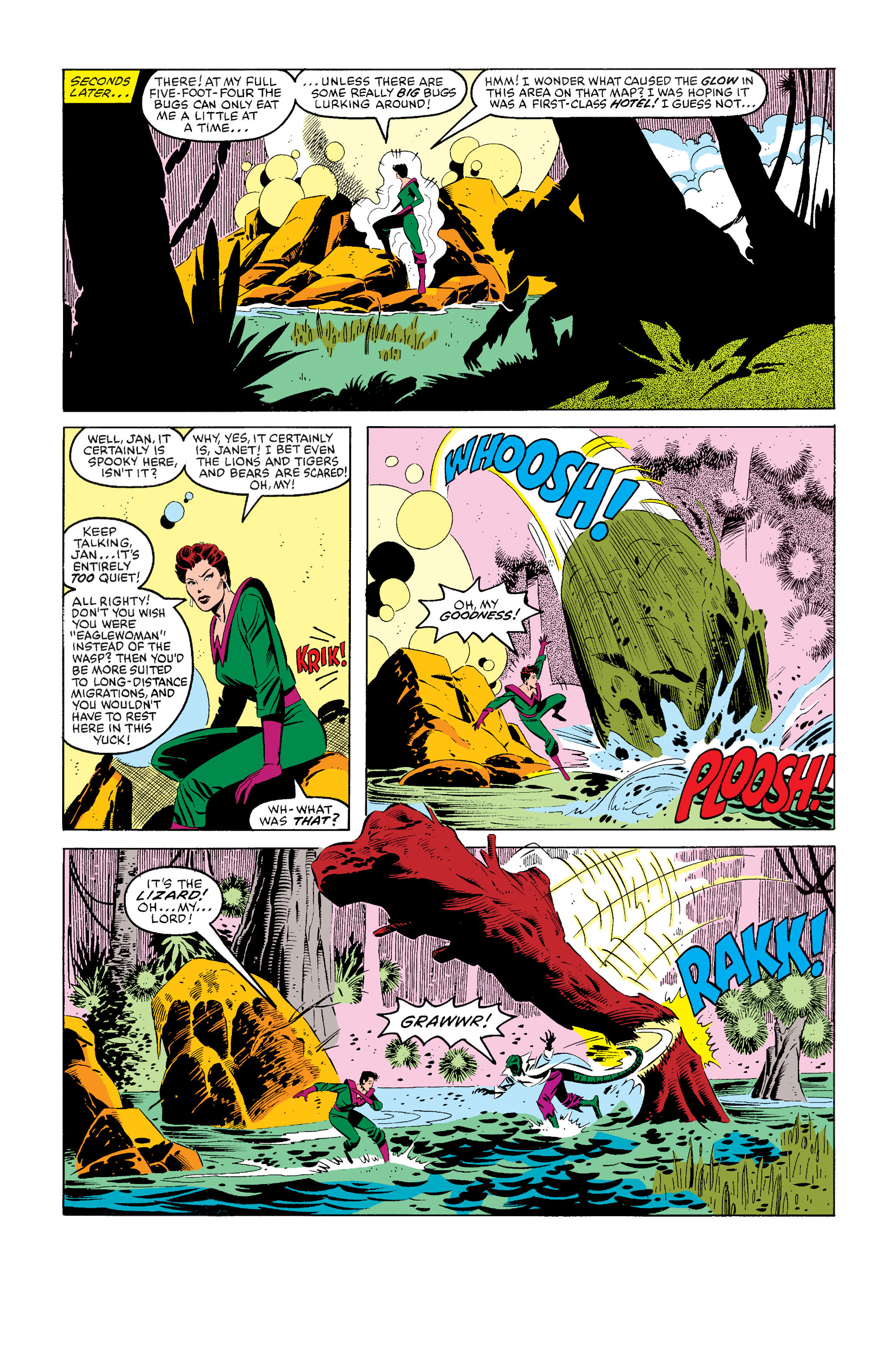 Read online Secret Wars (1985) comic -  Issue #6 - 5