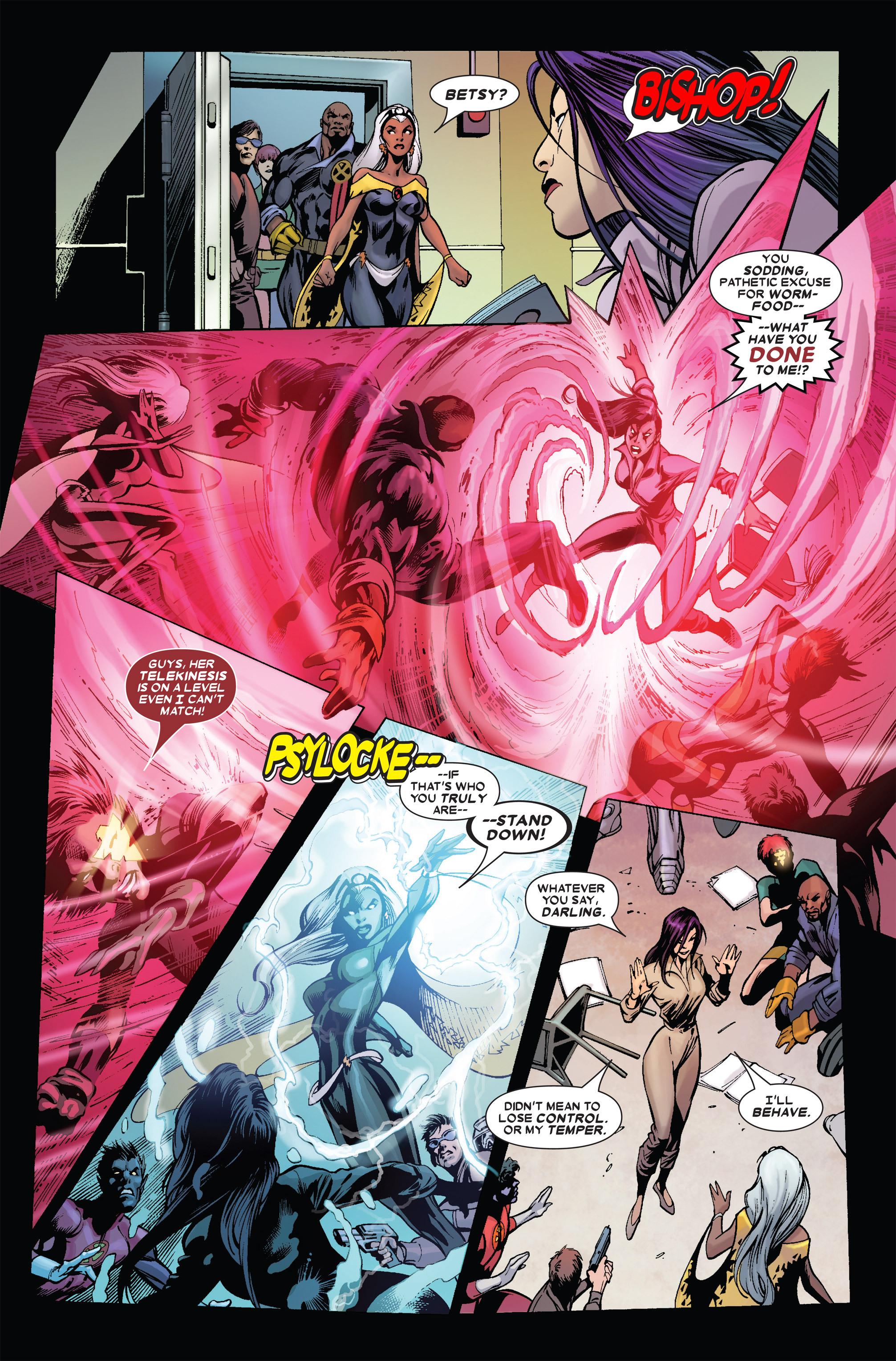 Read online Uncanny X-Men (1963) comic -  Issue #455 - 17