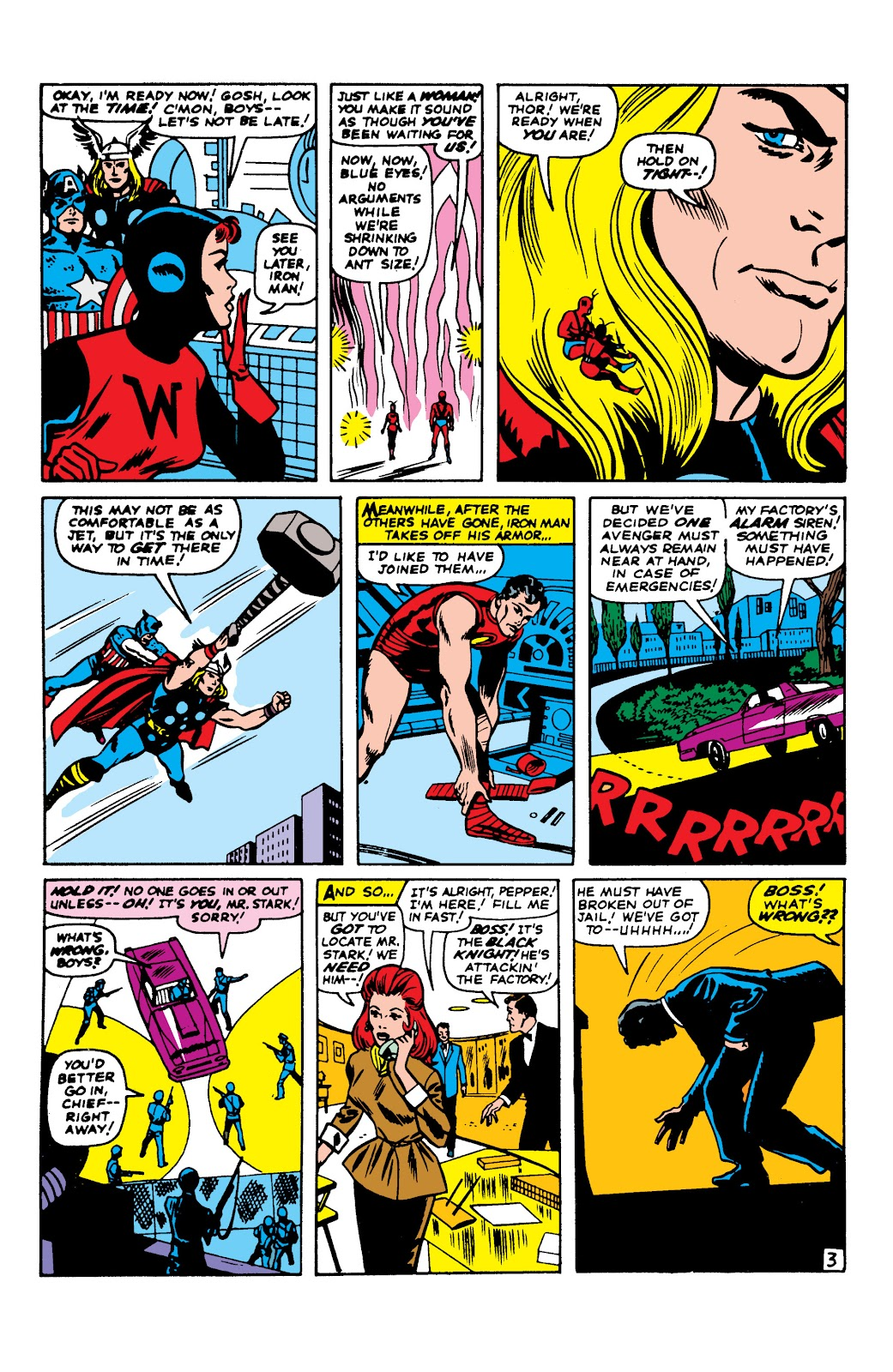Read online Marvel Masterworks: The Invincible Iron Man comic -  Issue # TPB 2 (Part 2) - 44