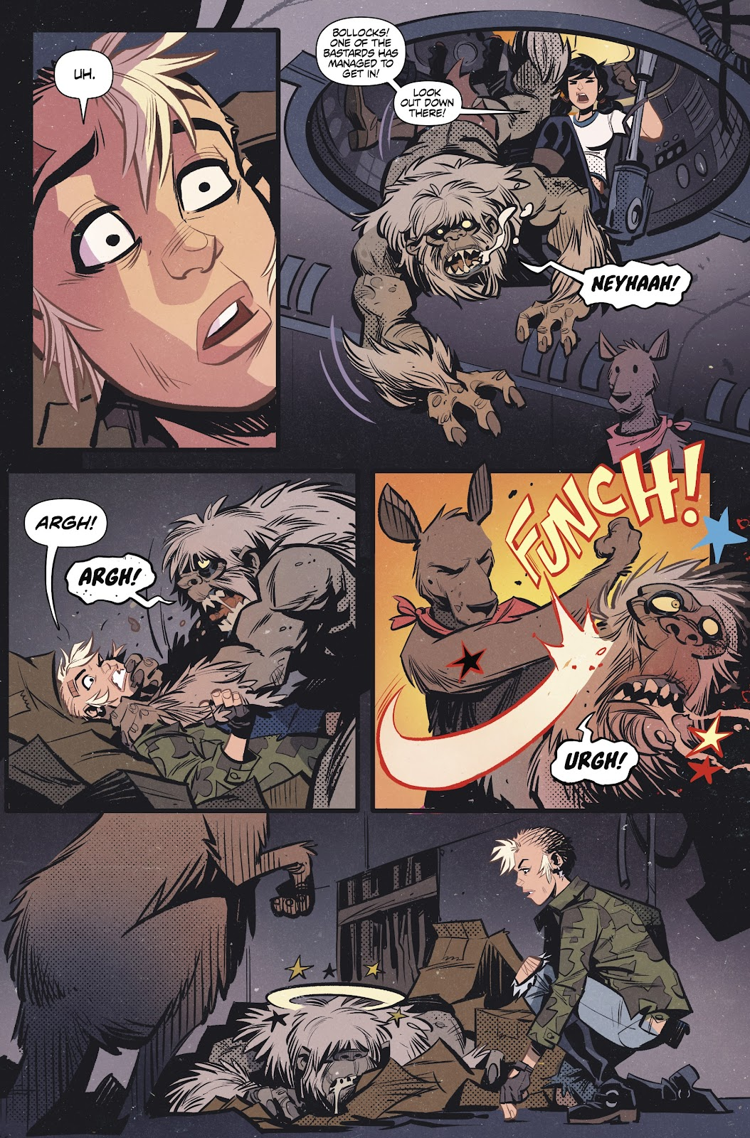 Read online Tank Girl Ongoing comic -  Issue #2 - 20