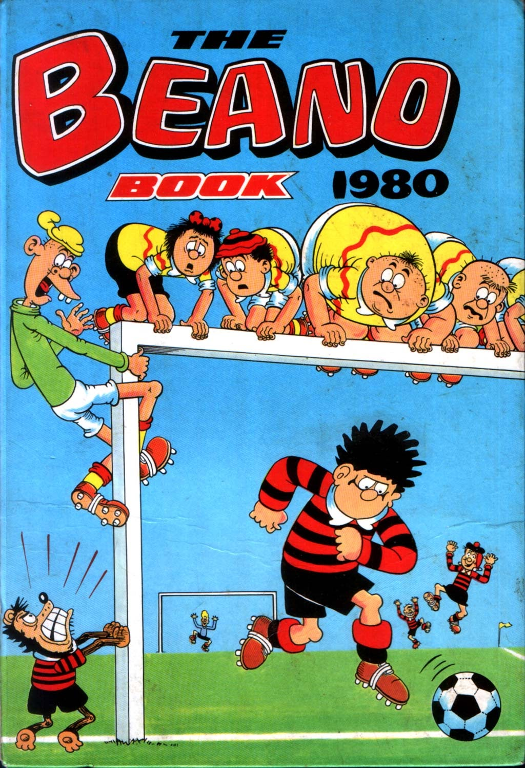 The Beano Book (Annual) 1980 Page 1
