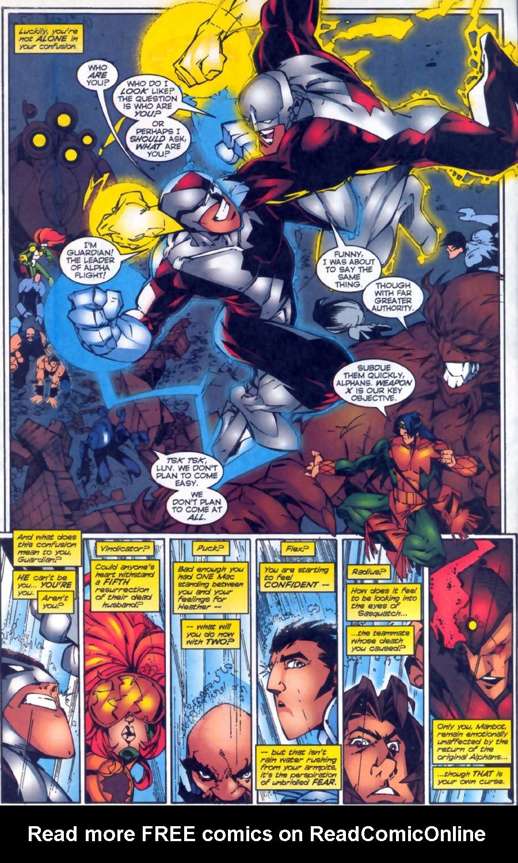 Read online Alpha Flight (1997) comic -  Issue #19 - 3