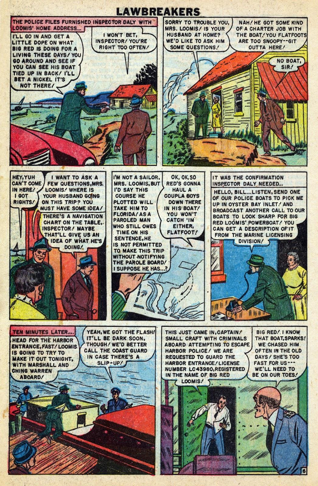 Lawbreakers Always Lose! issue 9 - Page 8