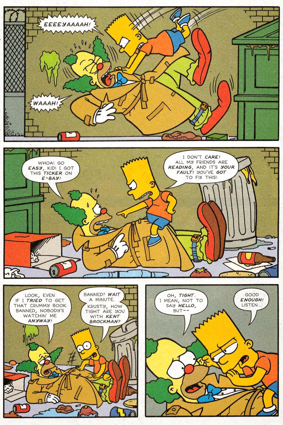 Read online Simpsons Comics Presents Bart Simpson comic -  Issue #30 - 11