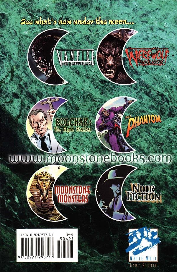 Read online Vampire the Masquerade comic -  Issue # Nosferatu - 52