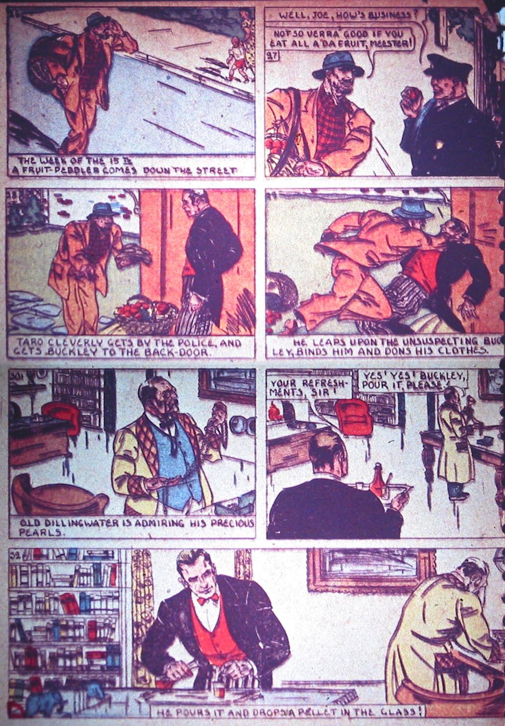 Read online Detective Comics (1937) comic -  Issue #1 - 15