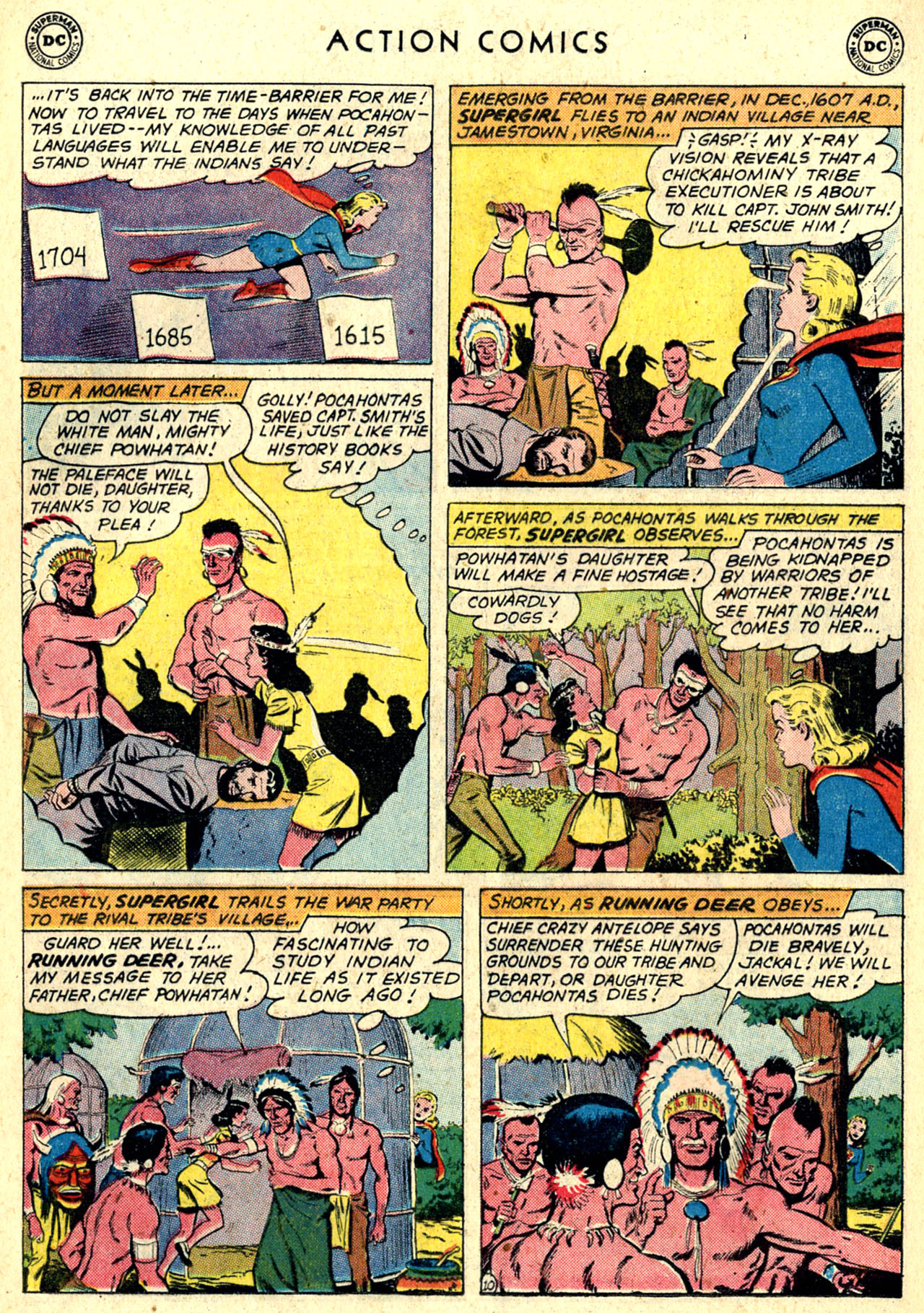Read online Action Comics (1938) comic -  Issue #274 - 28