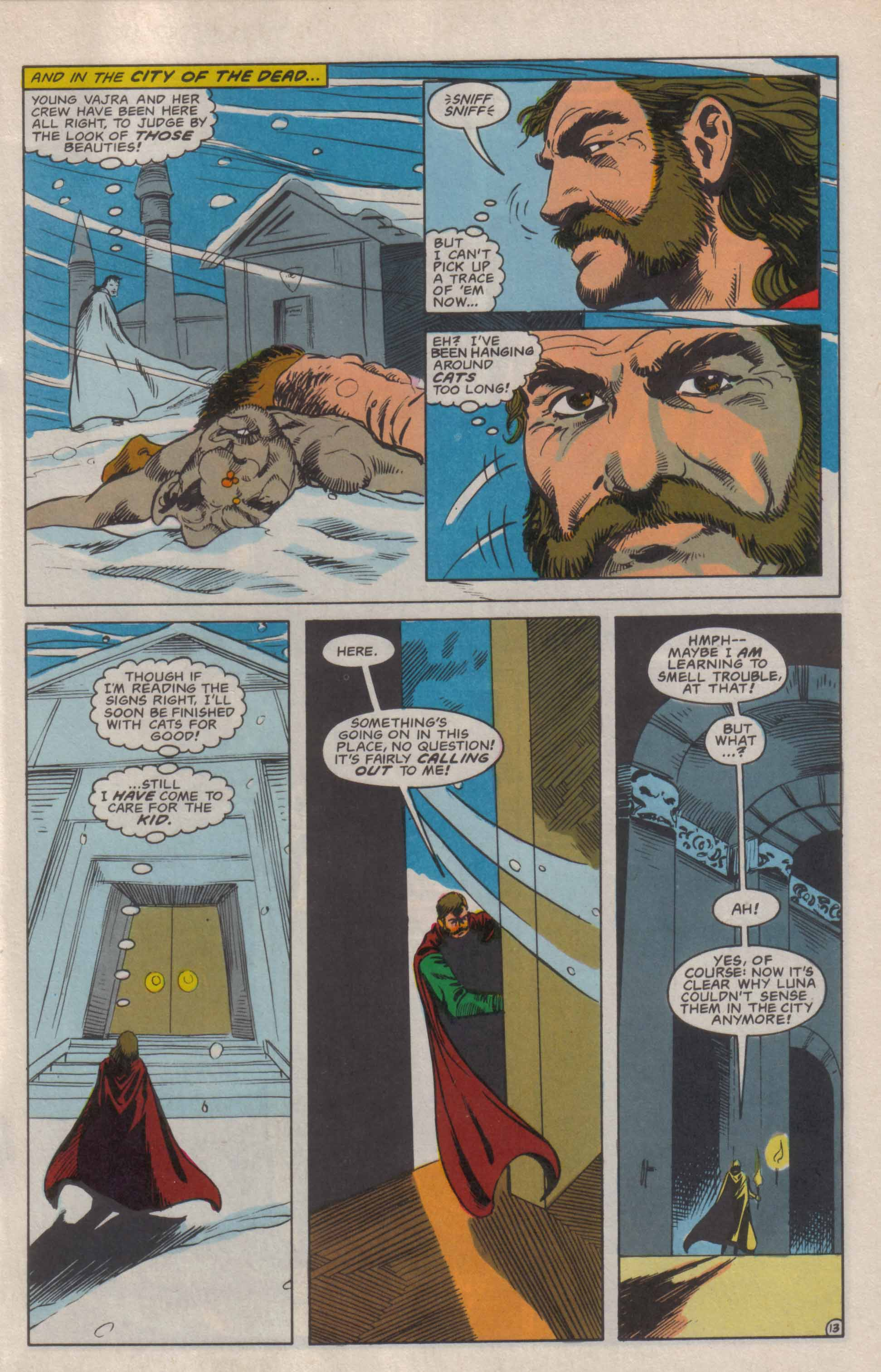 Read online Advanced Dungeons & Dragons comic -  Issue #6 - 14