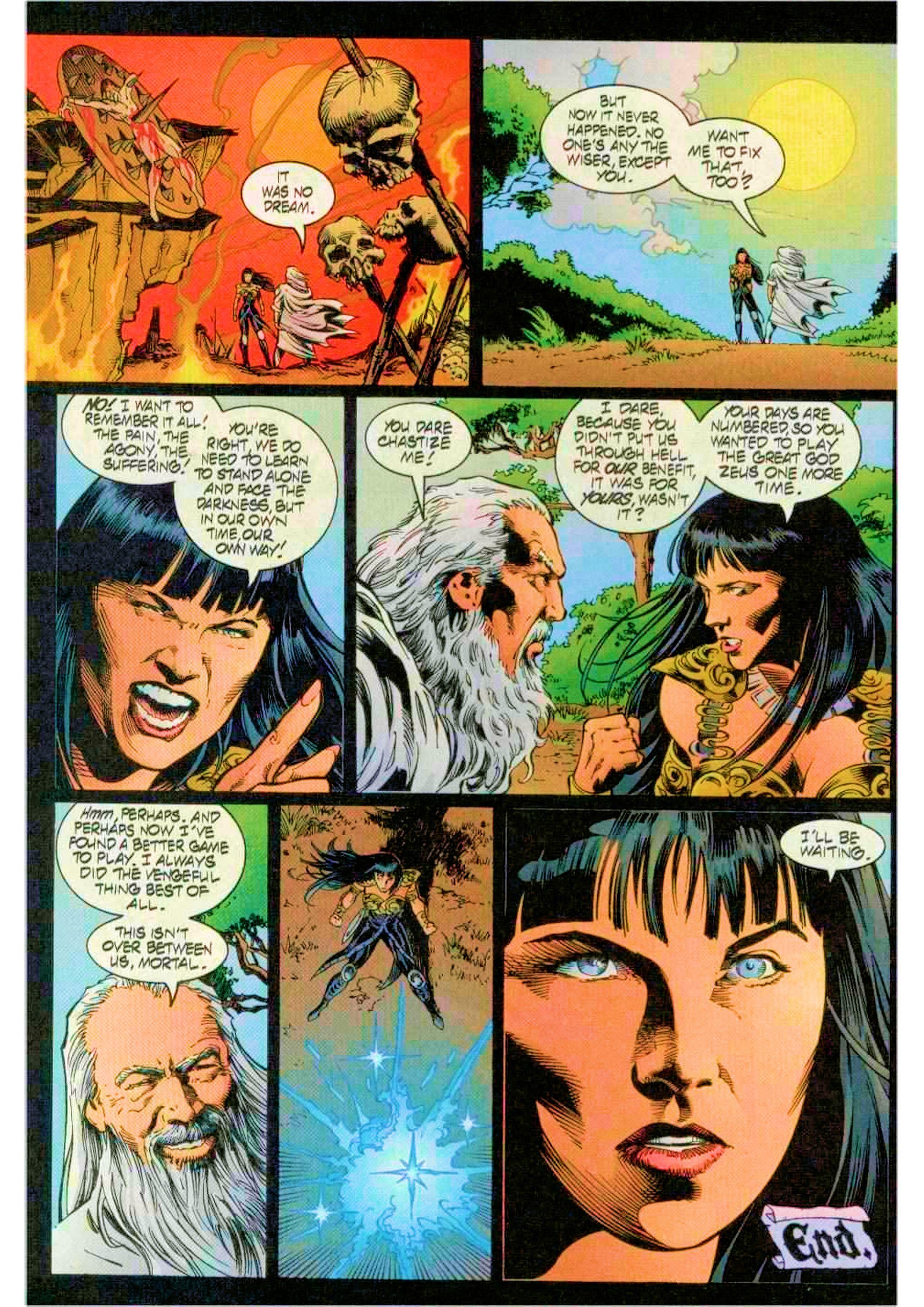 Read online Xena: Warrior Princess (1999) comic -  Issue #12 - 24