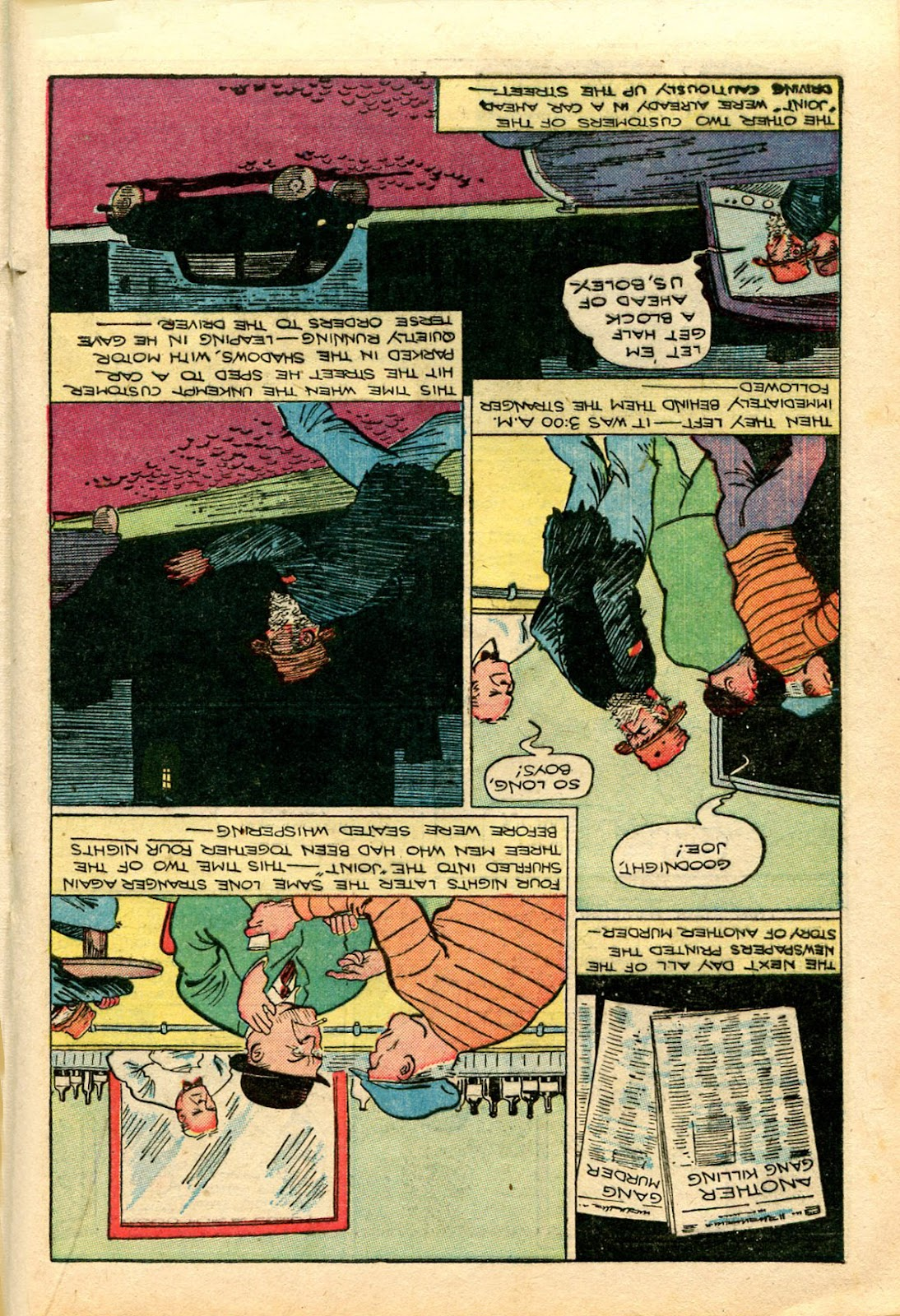 Shadow Comics issue 81 - Page 30