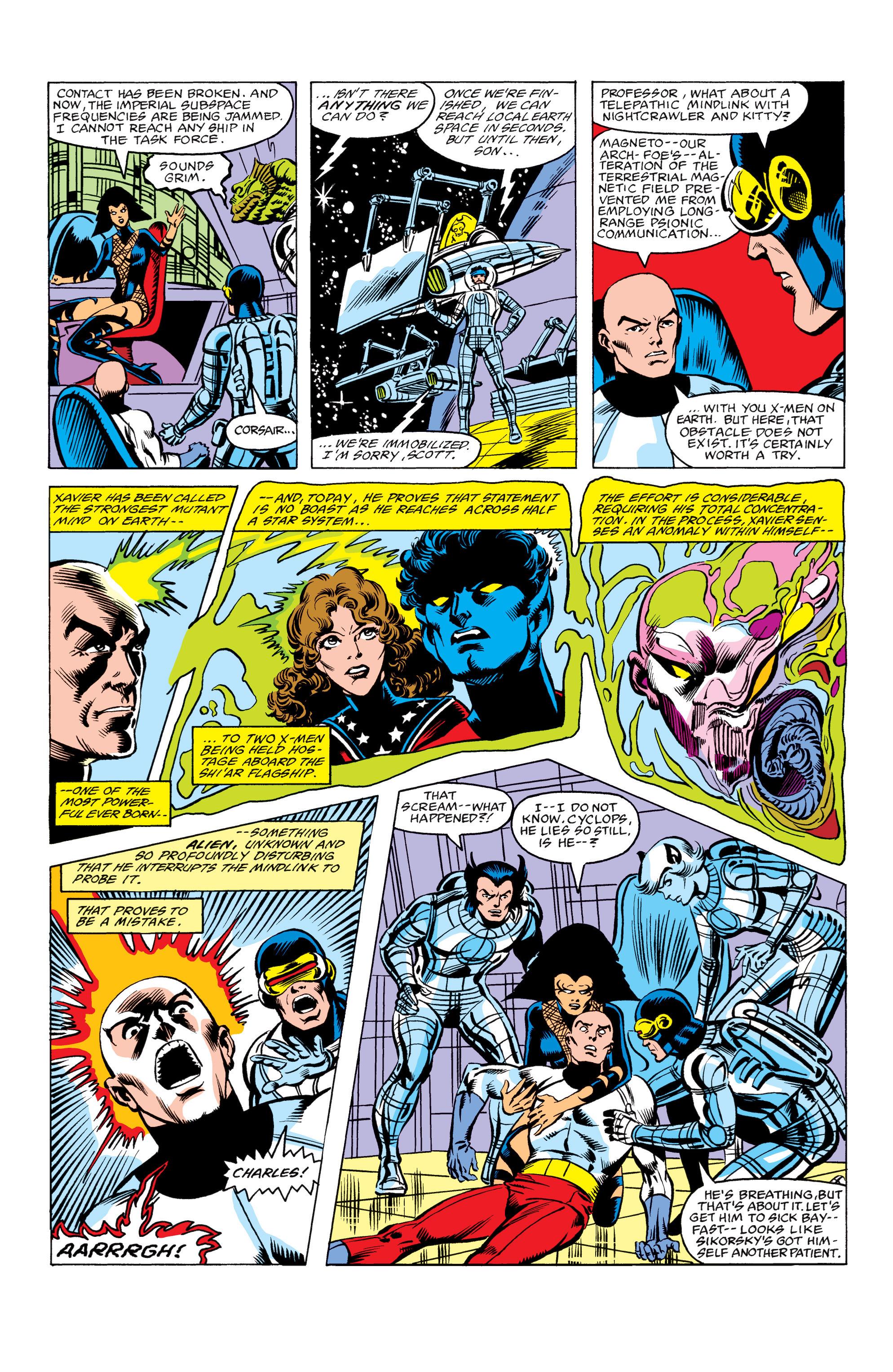 Read online Uncanny X-Men (1963) comic -  Issue #157 - 8