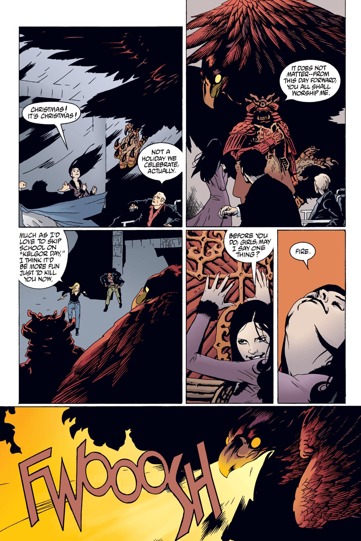 Read online Buffy the Vampire Slayer: Omnibus comic -  Issue # TPB 2 - 195