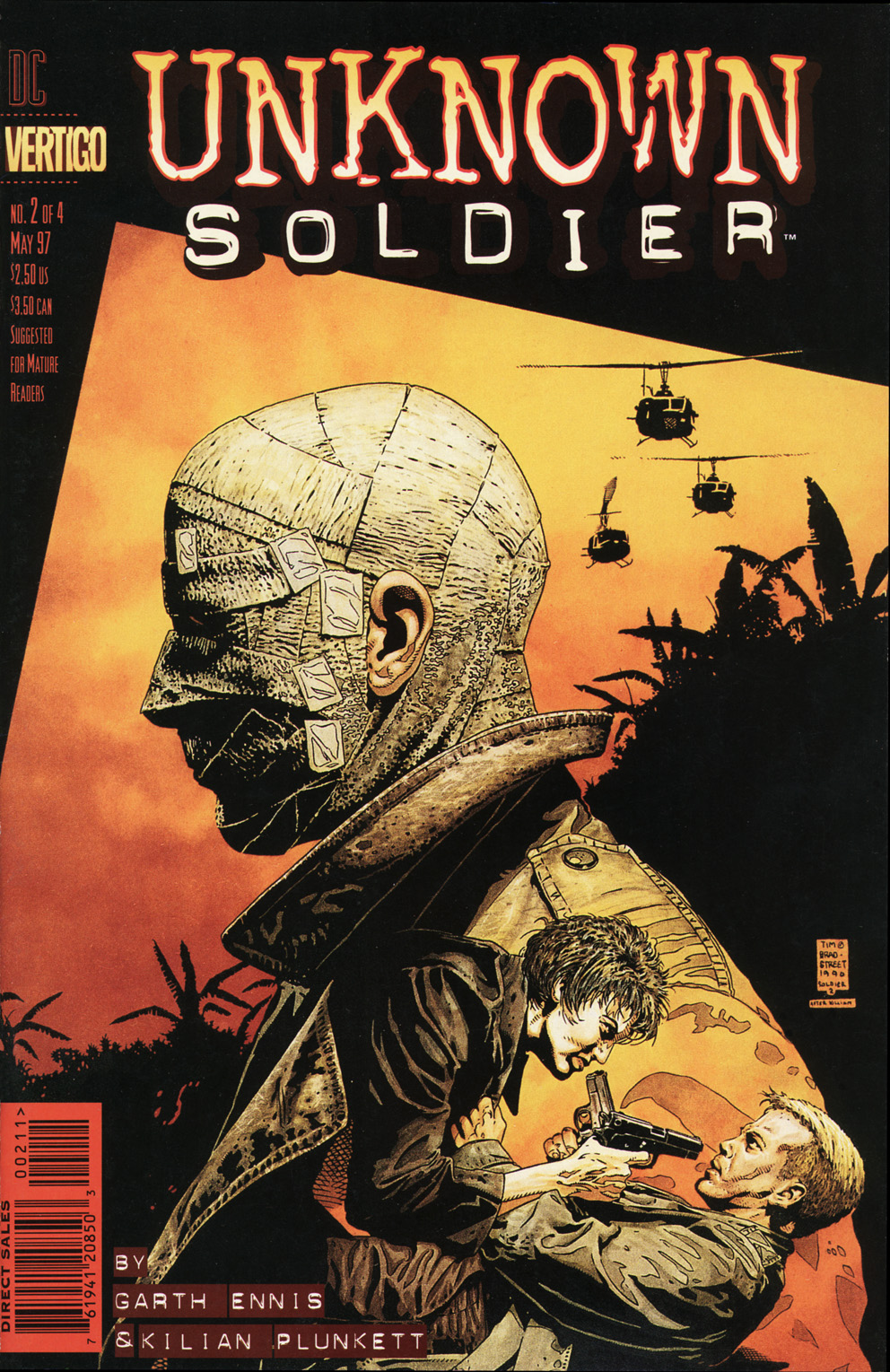Unknown Soldier (1997) issue 2 - Page 1