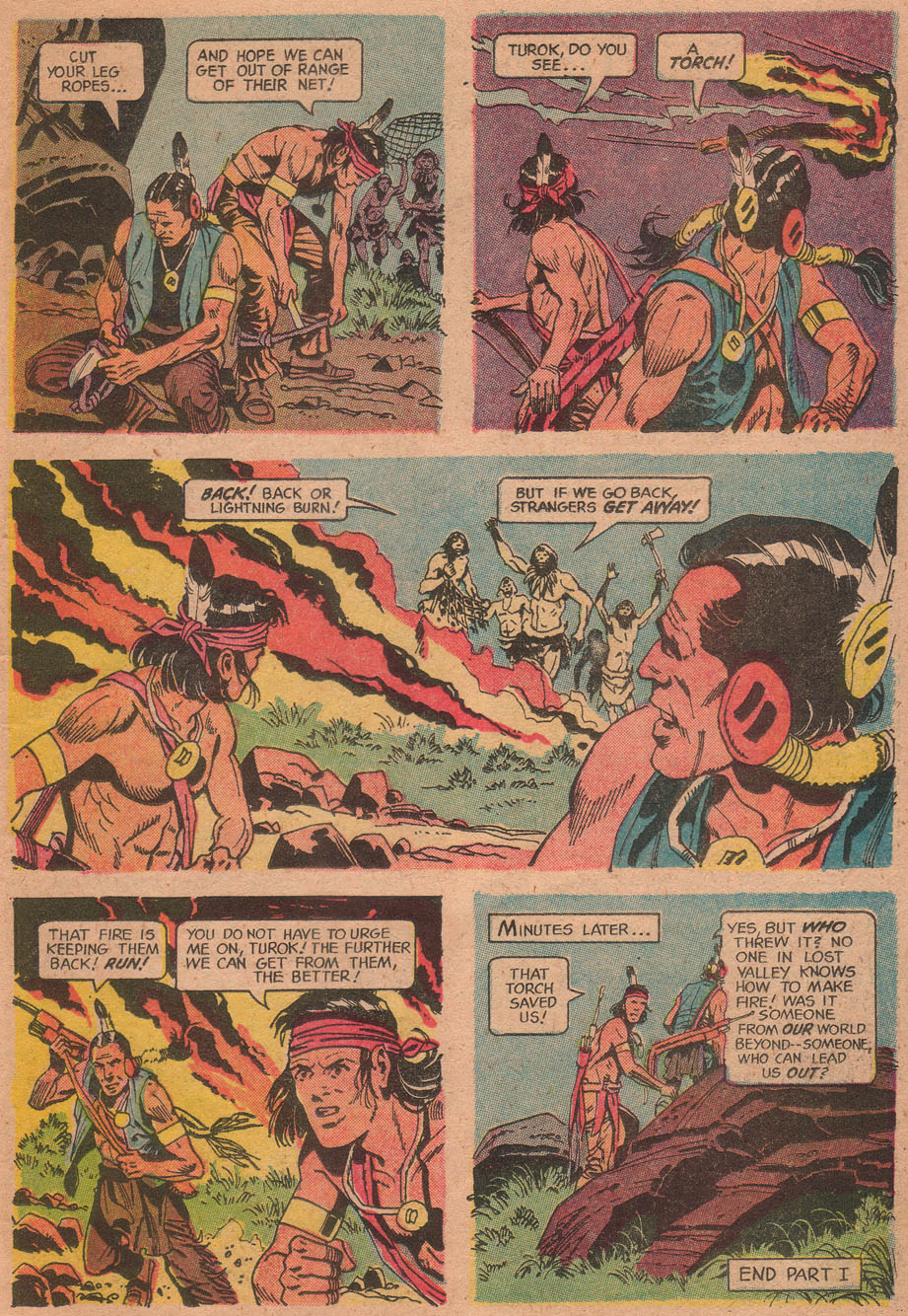 Read online Turok, Son of Stone comic -  Issue #73 - 11