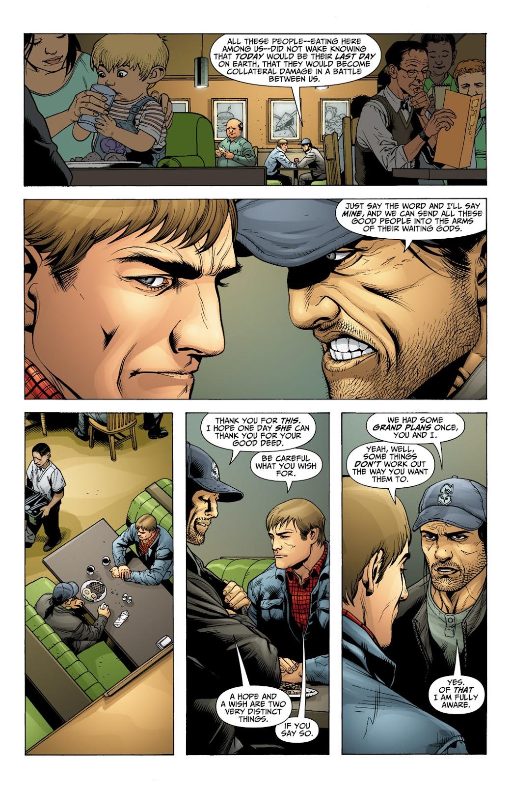 Black Adam: The Dark Age issue 5 - Page 15