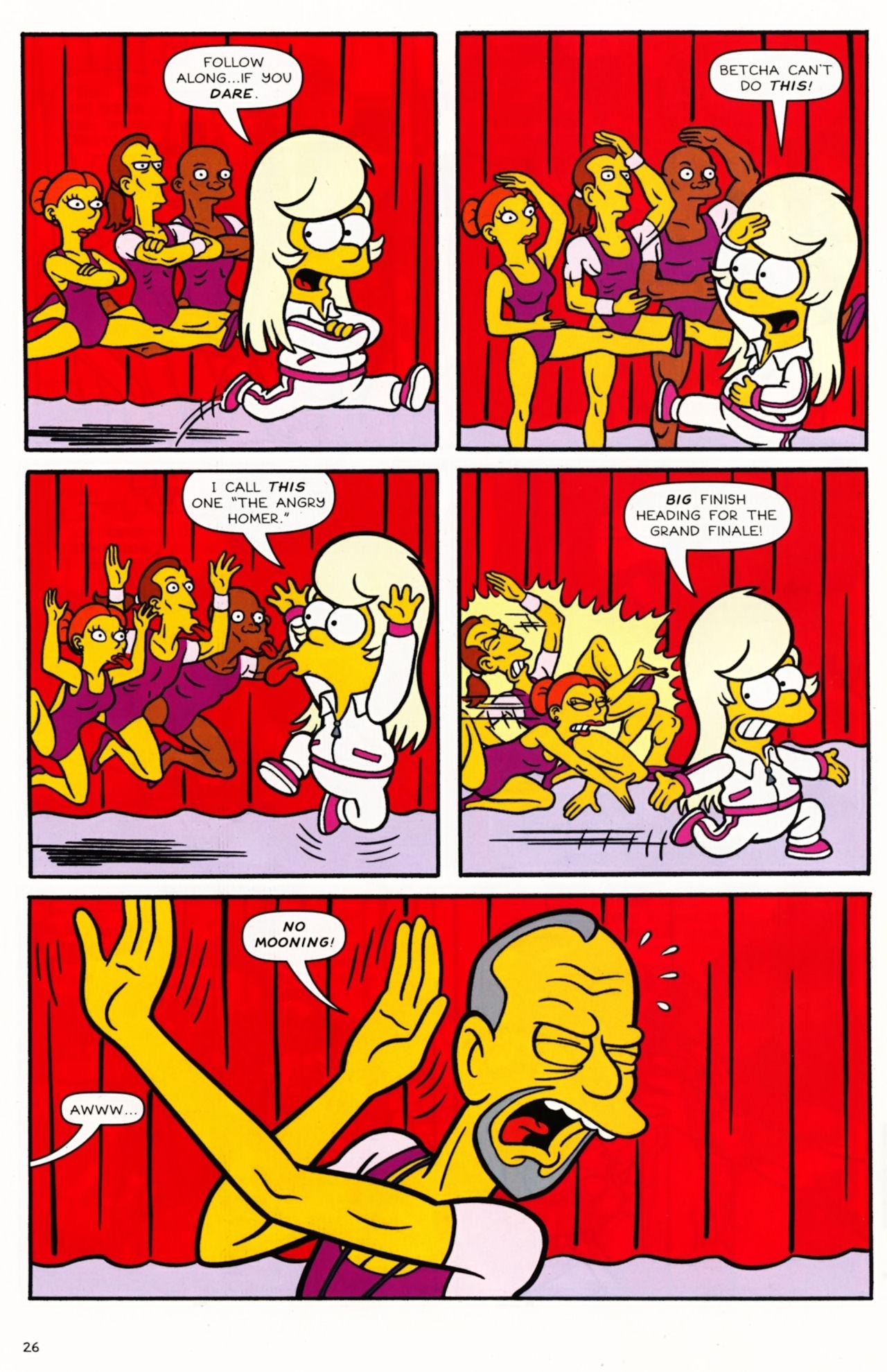 Read online Simpsons Comics comic -  Issue #173 - 20