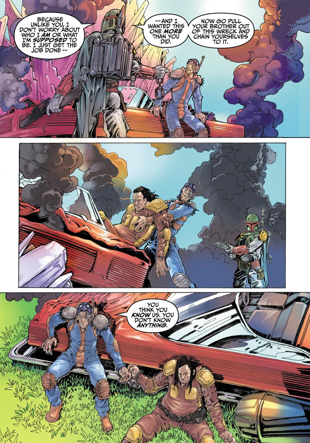 Read online Star Wars Omnibus comic -  Issue # Vol. 33 - 328