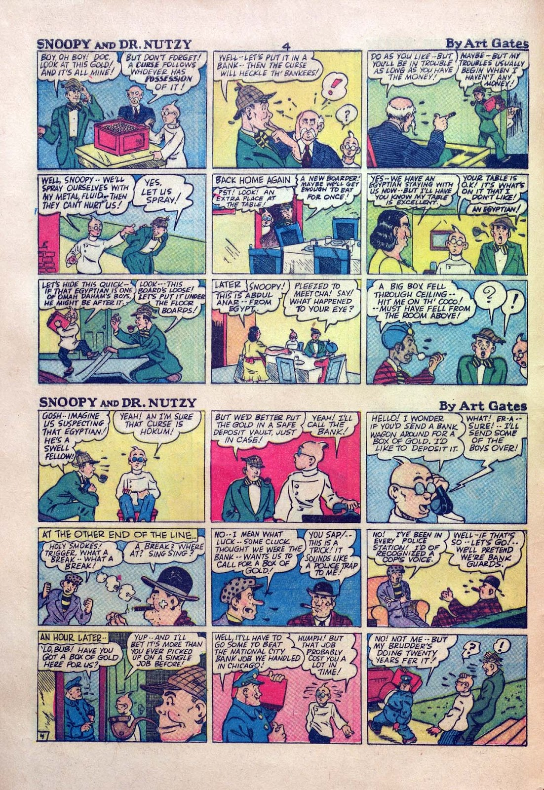 Read online Joker Comics comic -  Issue #2 - 6