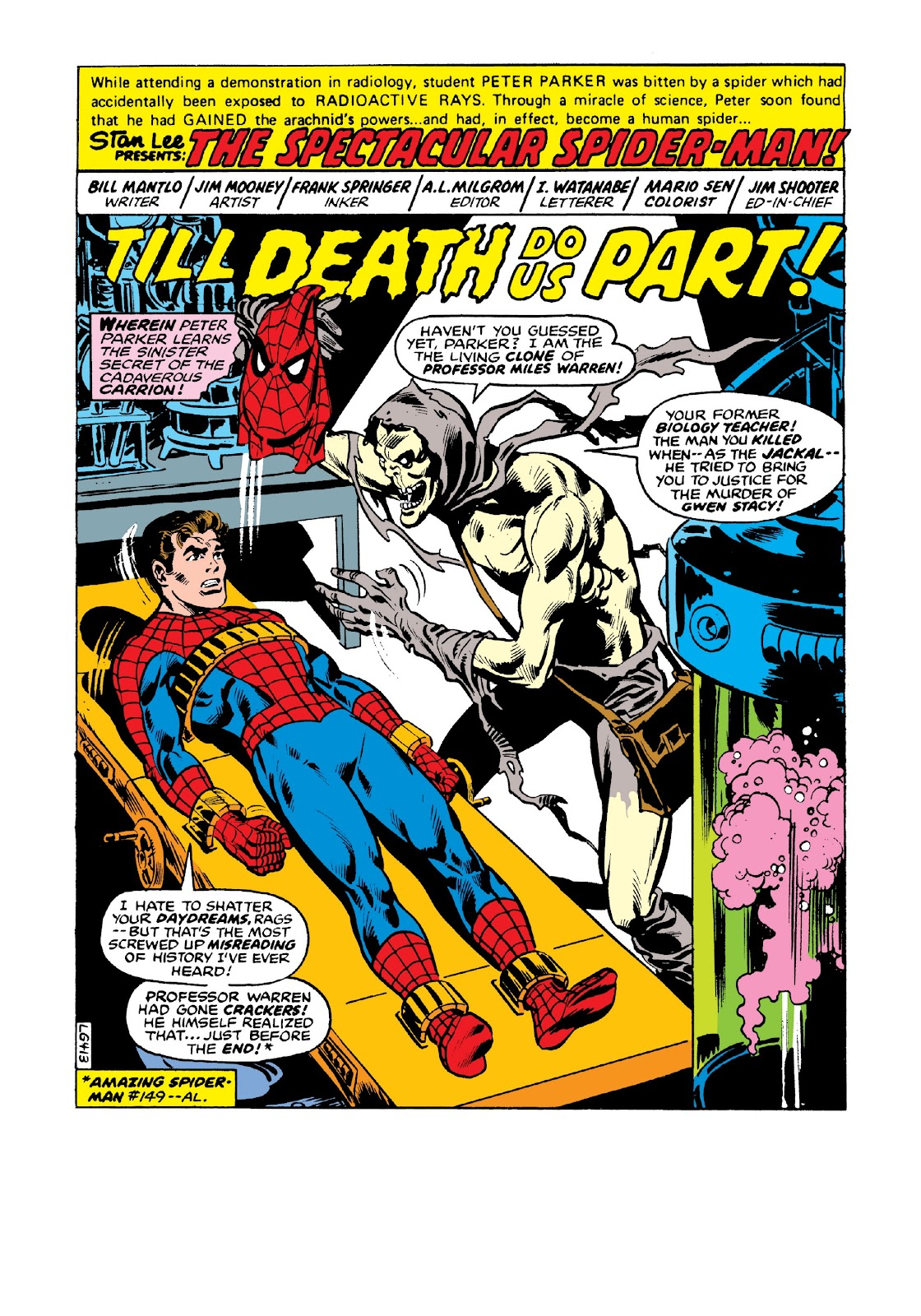 Read online Marvel Masterworks: The Spectacular Spider-Man comic -  Issue # TPB 2 (Part 3) - 81