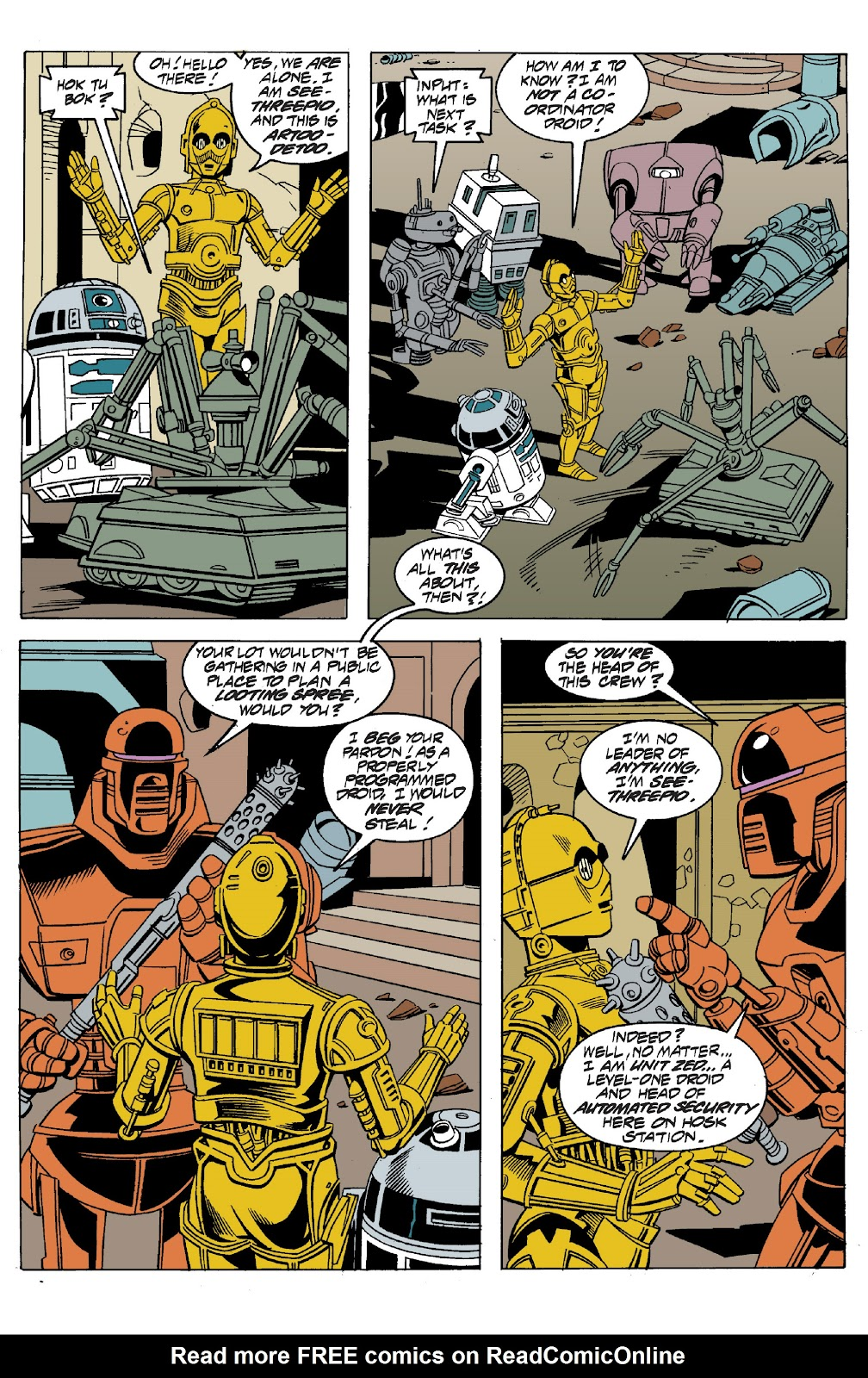 Read online Star Wars Legends Epic Collection: The Empire comic -  Issue # TPB 5 (Part 2) - 70